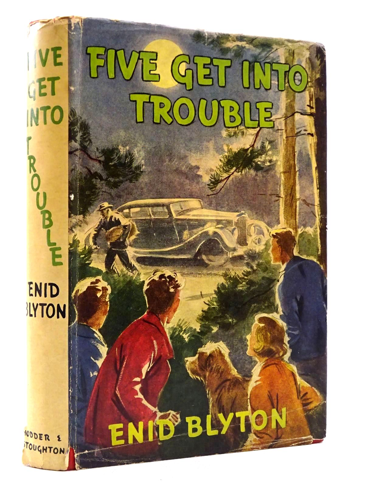 Photo of FIVE GET INTO TROUBLE