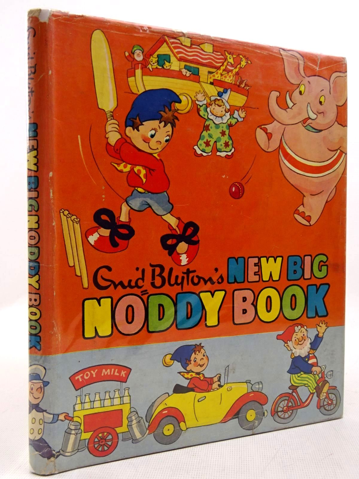 Photo of THE NEW BIG NODDY BOOK written by Blyton, Enid published by Sampson Low, Marston & Co. Ltd., C.A. Publications, Ltd. (STOCK CODE: 2129031)  for sale by Stella & Rose's Books
