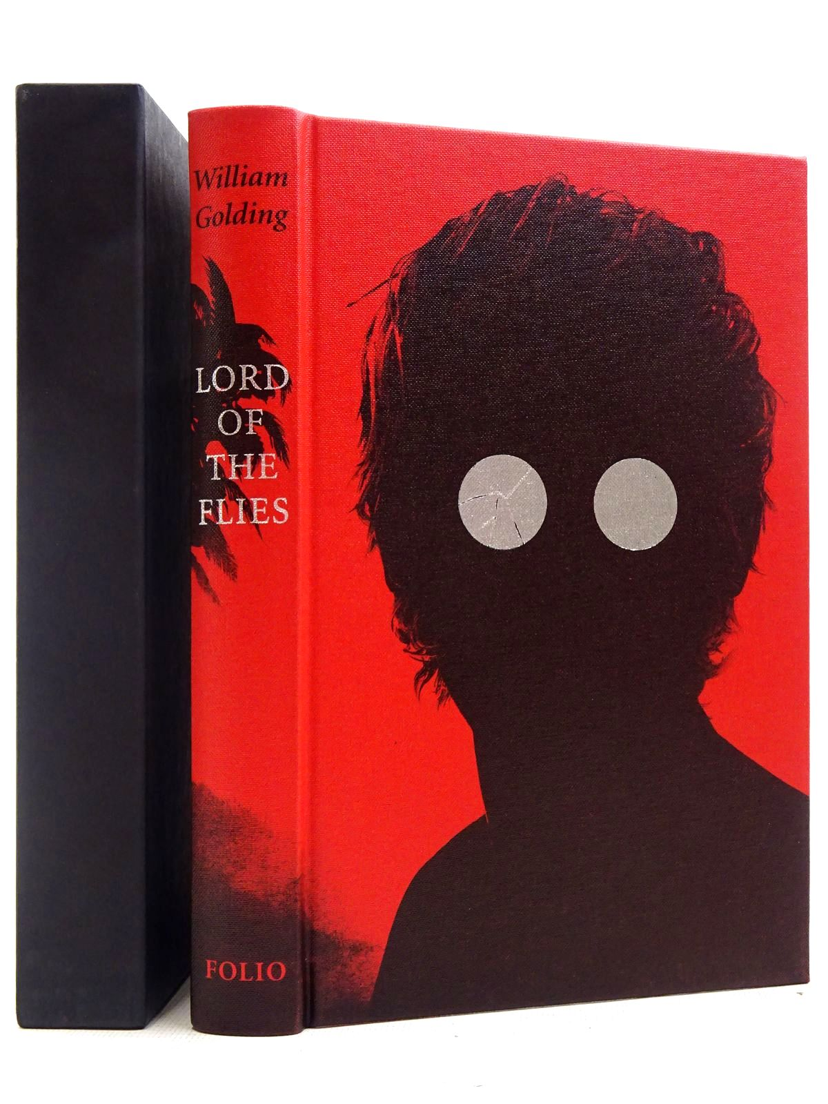 Photo of LORD OF THE FLIES written by Golding, William illustrated by Weber, Sam published by Folio Society (STOCK CODE: 2129049)  for sale by Stella & Rose's Books