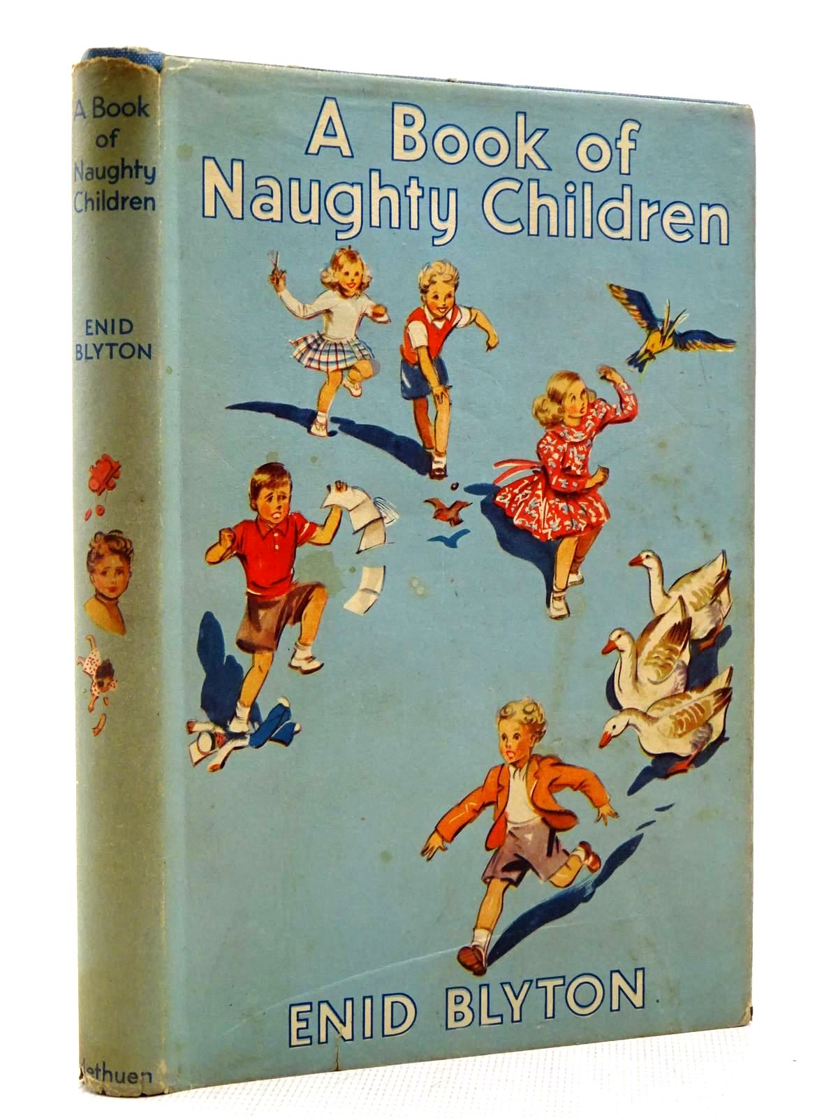 Photo of A BOOK OF NAUGHTY CHILDREN