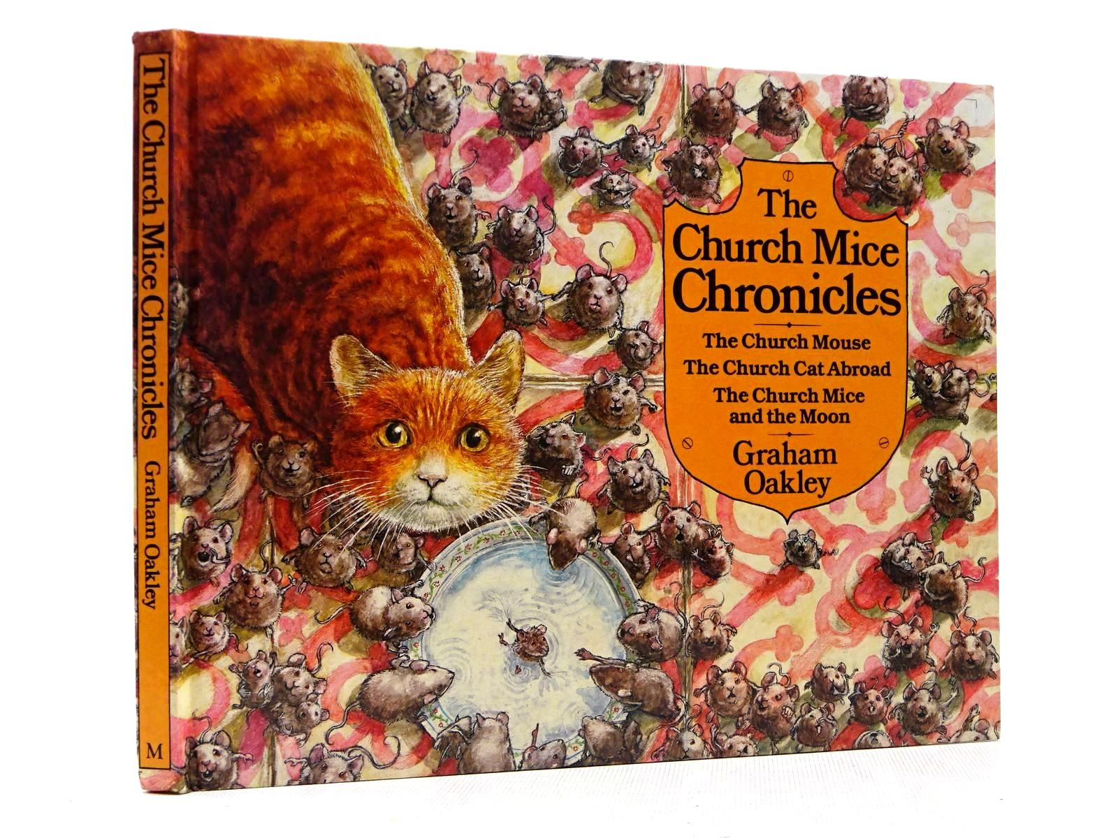 Photo of THE CHURCH MICE CHRONICLES written by Oakley, Graham illustrated by Oakley, Graham published by Macmillan Children's Books (STOCK CODE: 2129170)  for sale by Stella & Rose's Books