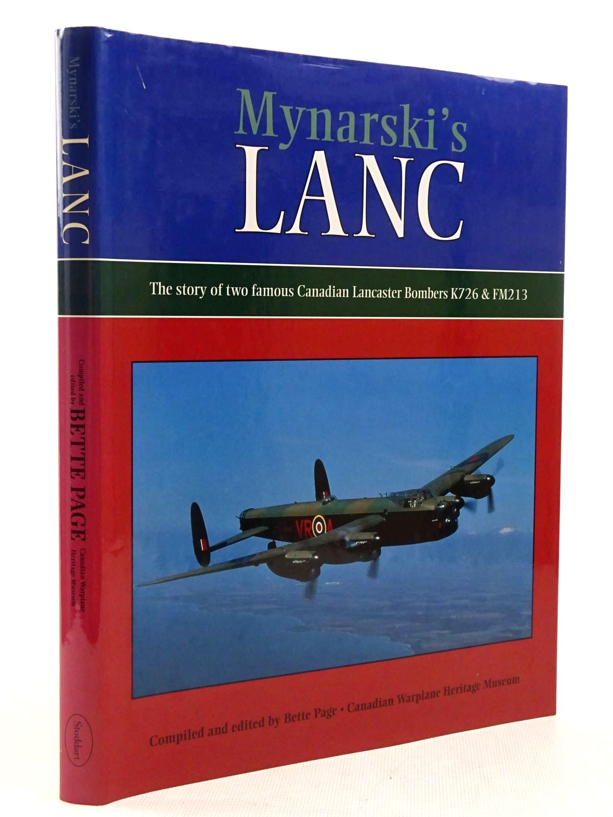 Photo of MYNARSKI'S LANC written by Page, Bette published by The Boston Mills Press (STOCK CODE: 2129184)  for sale by Stella & Rose's Books