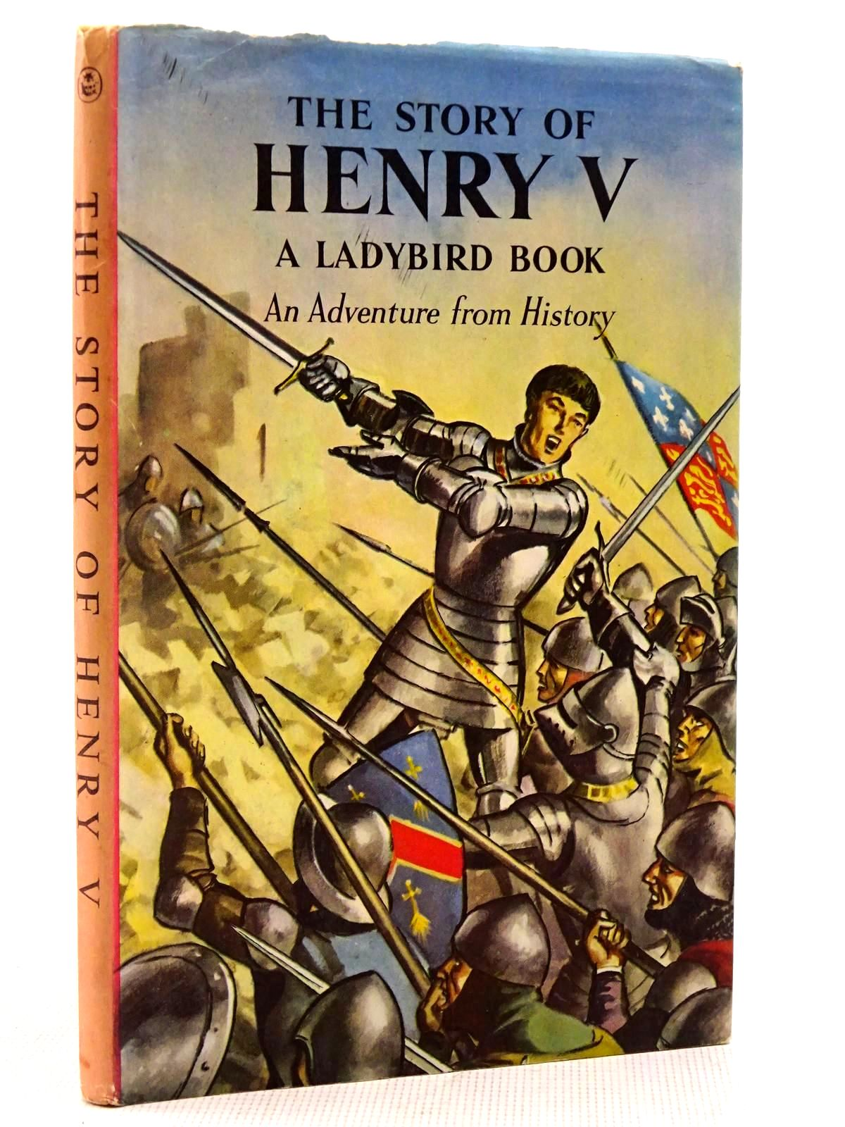 Photo of THE STORY OF HENRY V written by Peach, L. Du Garde illustrated by Kenney, John published by Wills & Hepworth Ltd. (STOCK CODE: 2129194)  for sale by Stella & Rose's Books