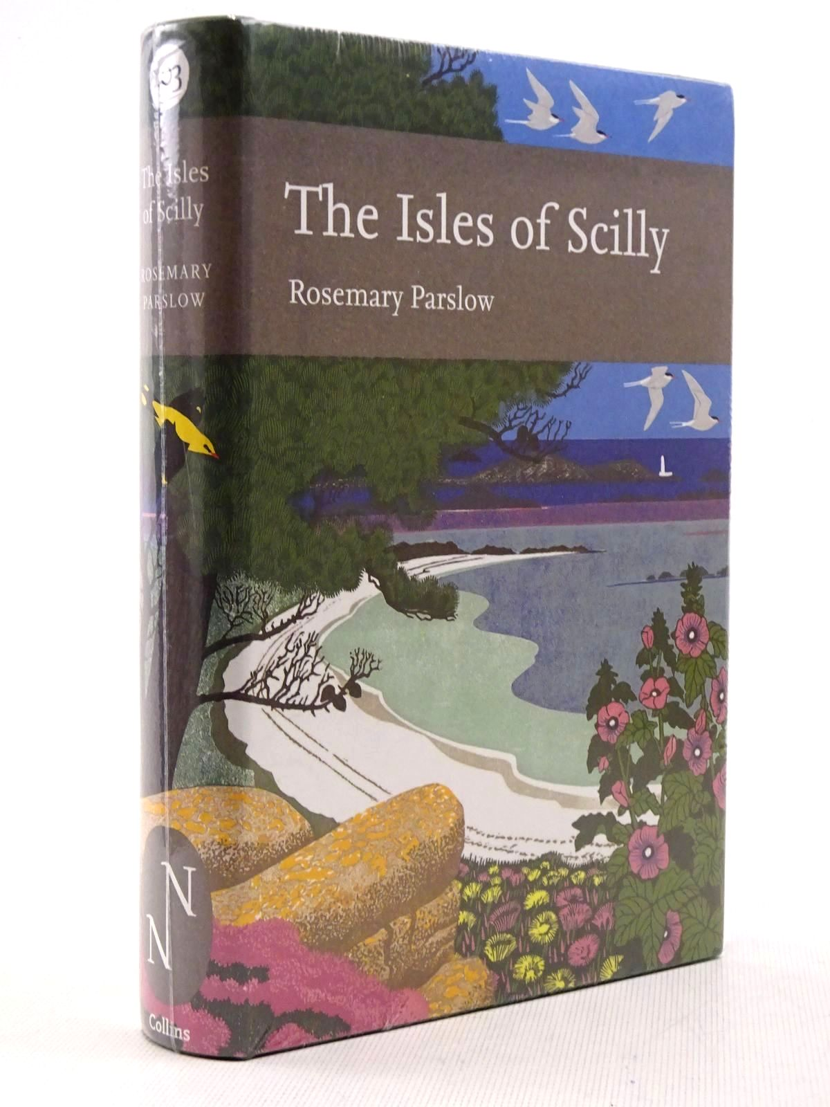Photo of THE ISLES OF SCILLY (NN 103) written by Parslow, Rosemary published by Collins (STOCK CODE: 2129197)  for sale by Stella & Rose's Books