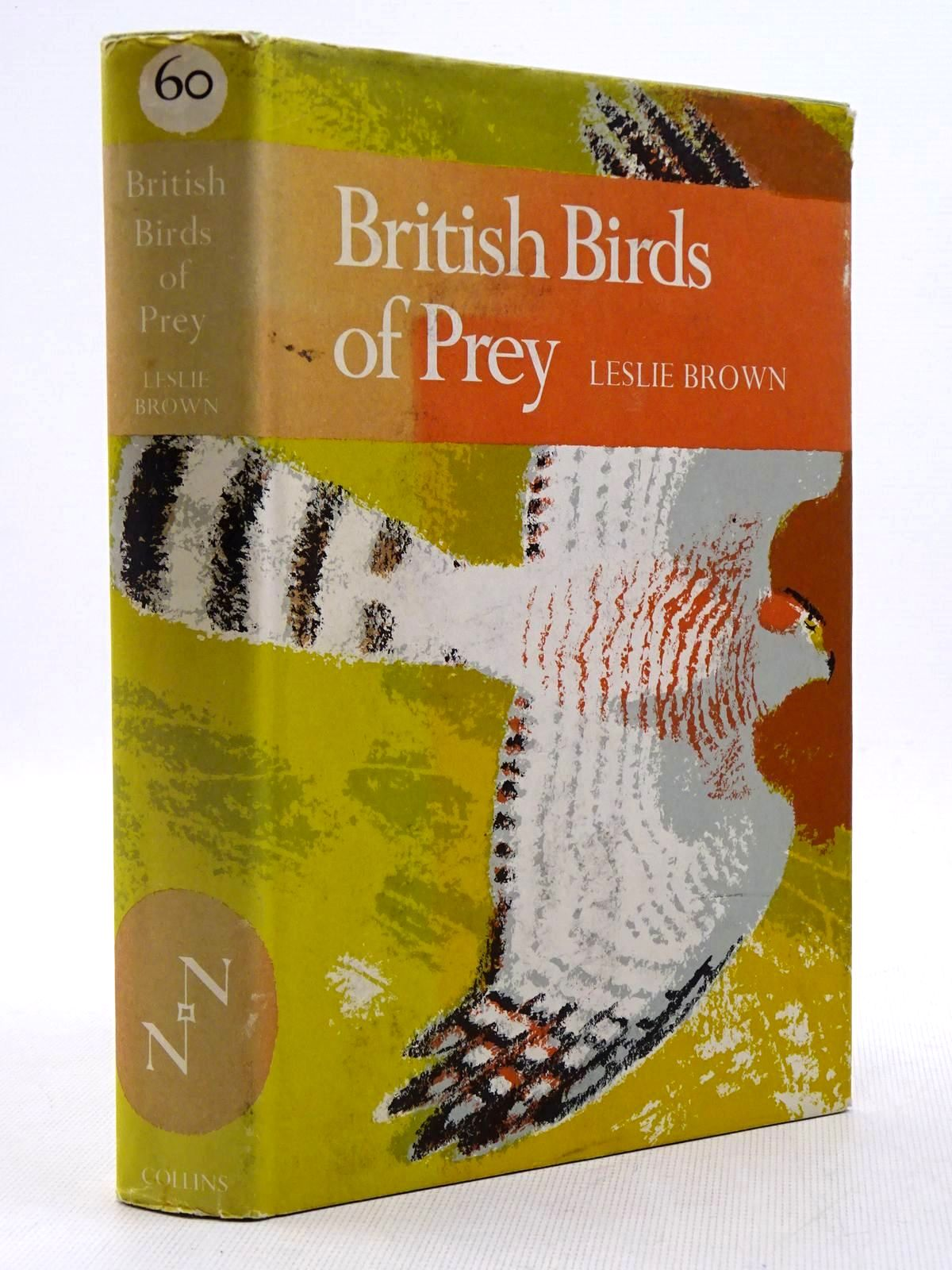 Photo of BRITISH BIRDS OF PREY (NN 60) written by Brown, Leslie H. published by Collins (STOCK CODE: 2129198)  for sale by Stella & Rose's Books