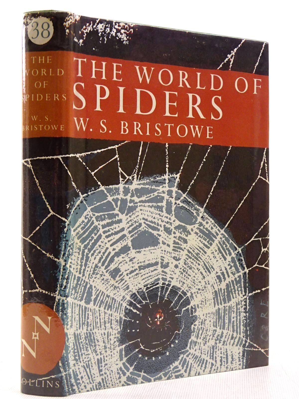 Photo of THE WORLD OF SPIDERS (NN 38) written by Bristowe, W.S. published by Collins (STOCK CODE: 2129217)  for sale by Stella & Rose's Books