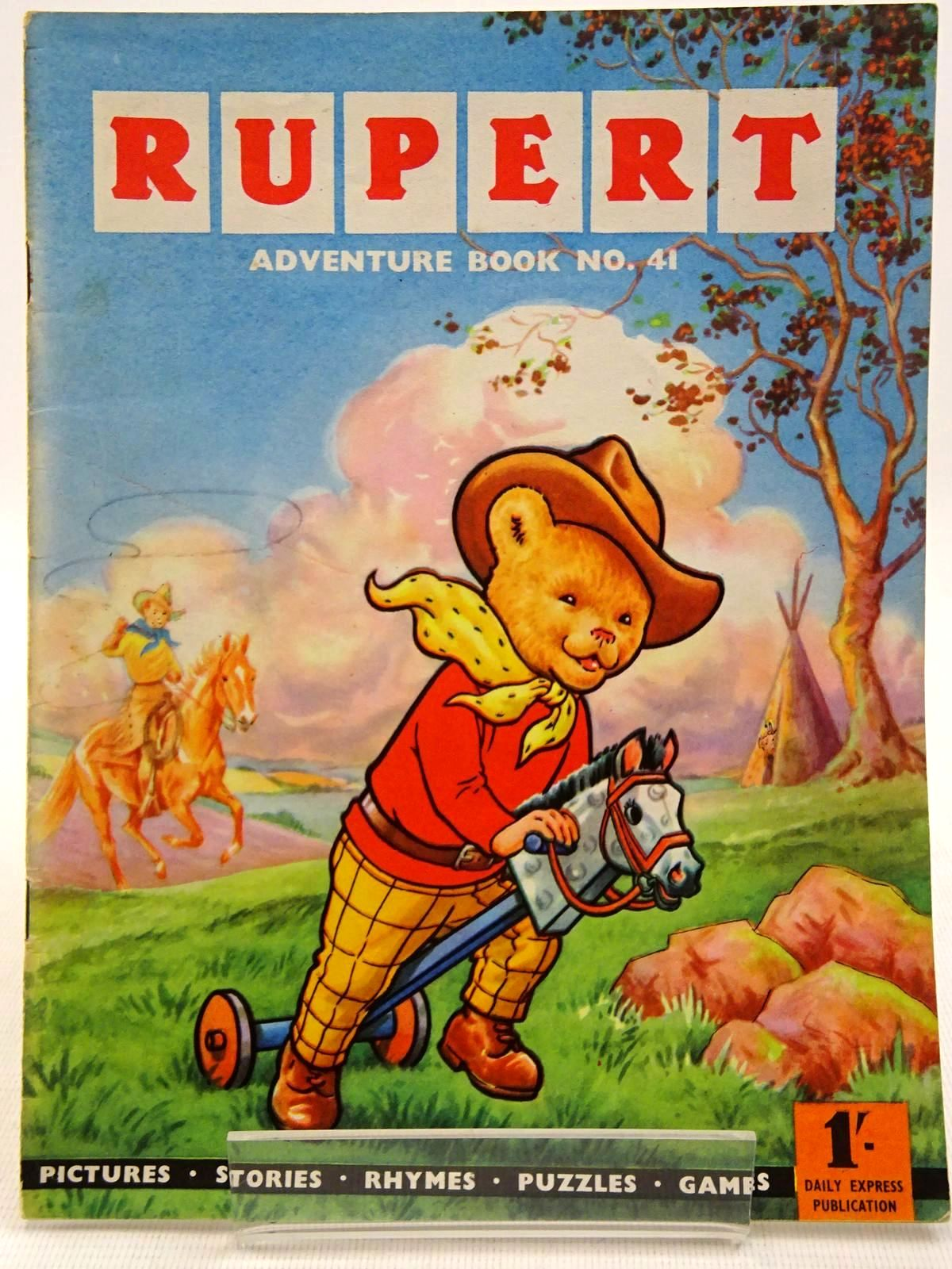 Photo of RUPERT ADVENTURE BOOK No. 41 written by Bestall, Alfred published by Daily Express (STOCK CODE: 2129241)  for sale by Stella & Rose's Books