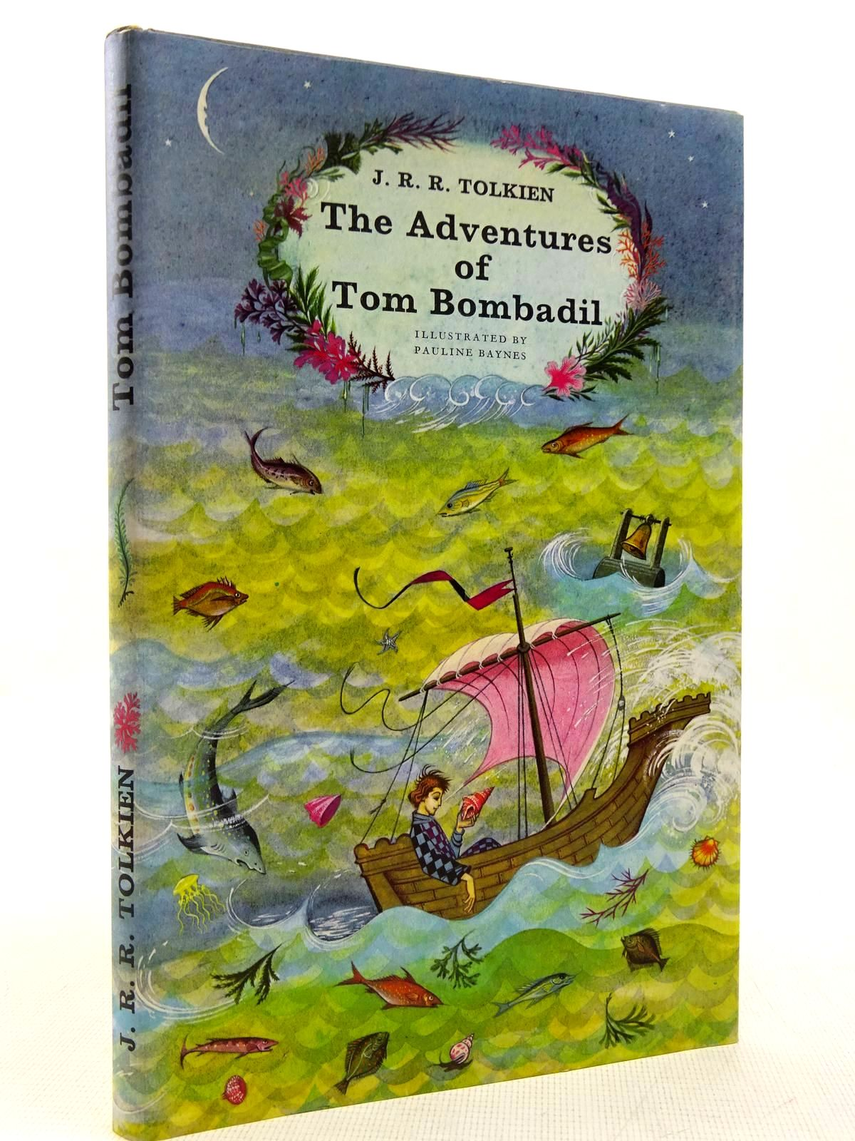 Photo of THE ADVENTURES OF TOM BOMBADIL written by Tolkien, J.R.R. illustrated by Baynes, Pauline published by George Allen & Unwin (STOCK CODE: 2129275)  for sale by Stella & Rose's Books