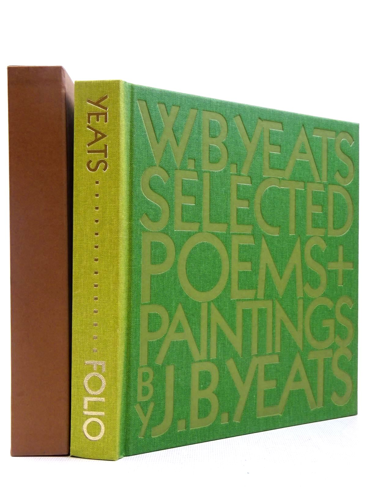 Photo of SELECTED POEMS written by Yeats, W.B. illustrated by Yeats, Jack B. published by Folio Society (STOCK CODE: 2129301)  for sale by Stella & Rose's Books