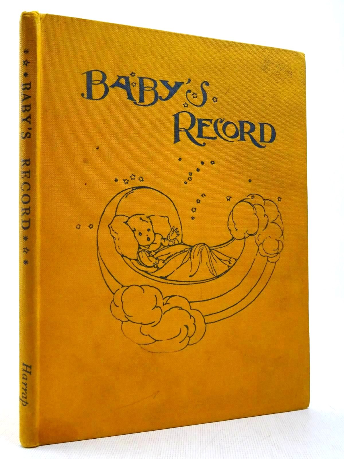 Photo of BABY'S RECORD written by Blake, William<br />MacDonald, George<br />et al, illustrated by Anderson, Anne published by George G. Harrap & Co. Ltd. (STOCK CODE: 2129319)  for sale by Stella & Rose's Books