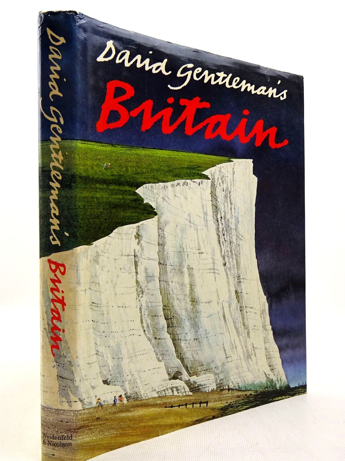 Photo of DAVID GENTLEMAN'S BRITAIN