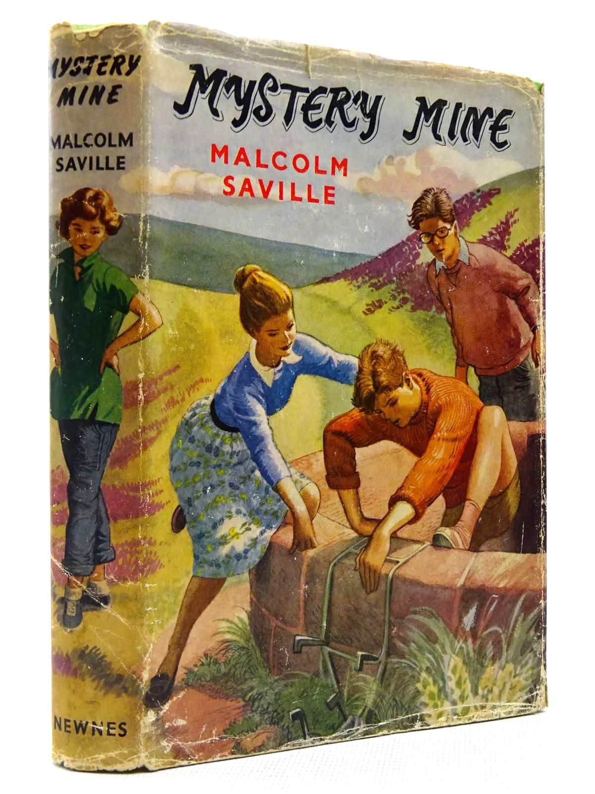 Photo of MYSTERY MINE written by Saville, Malcolm published by George Newnes Limited (STOCK CODE: 2129330)  for sale by Stella & Rose's Books