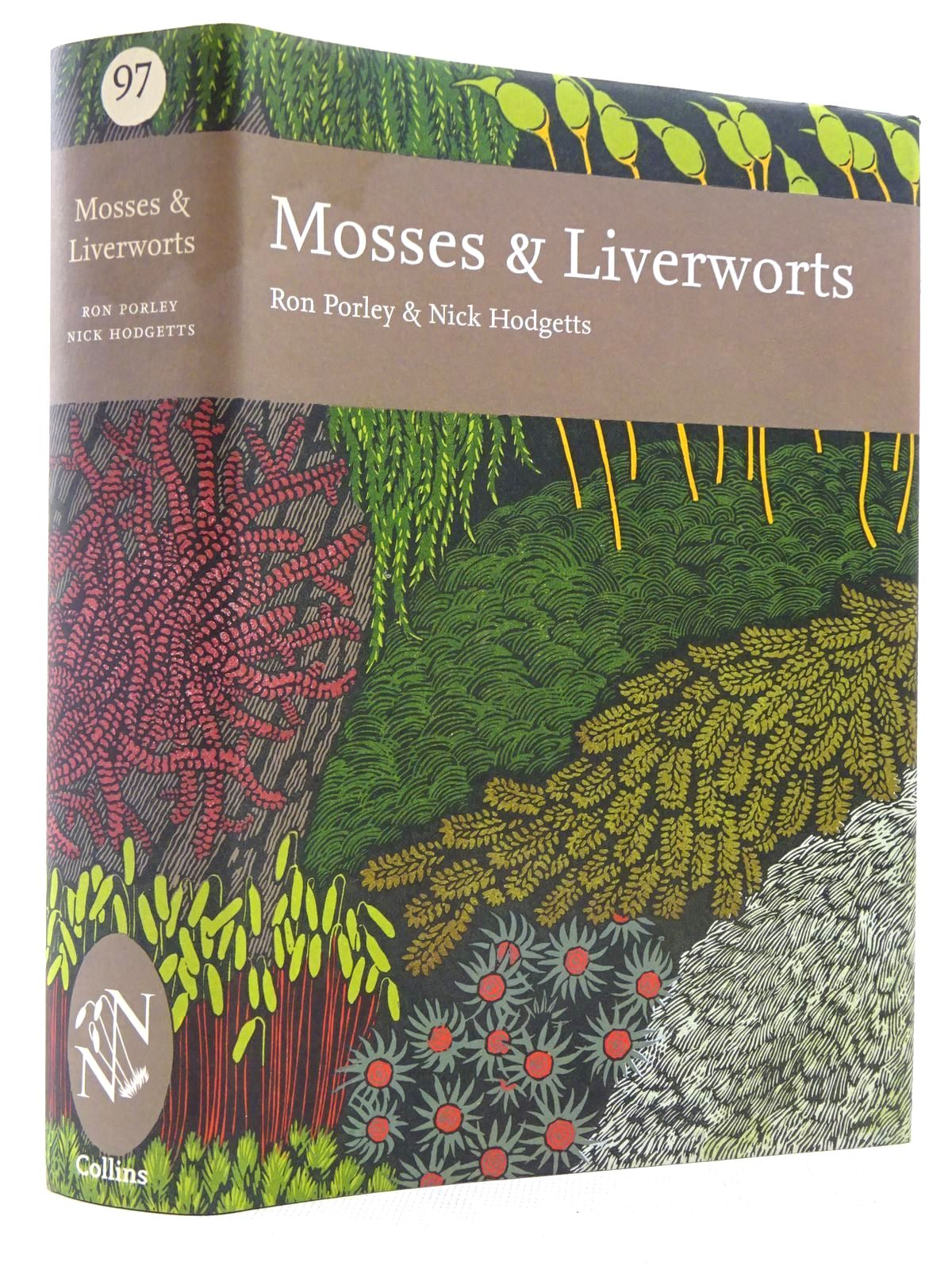 Photo of MOSSES &AMP; LIVERWORTS (NN 97) written by Porley, Ron<br />Hodgetts, Nick published by Collins (STOCK CODE: 2129332)  for sale by Stella & Rose's Books