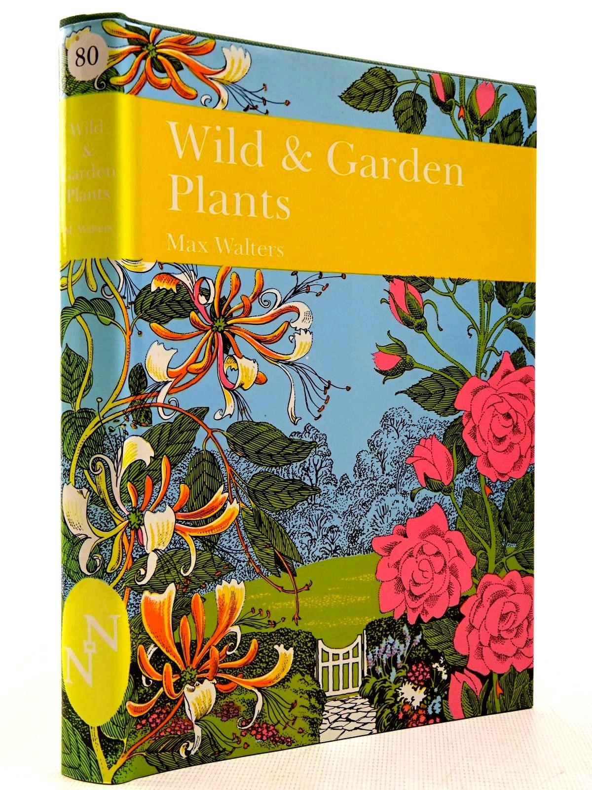 Photo of WILD & GARDEN PLANTS (NN 80)