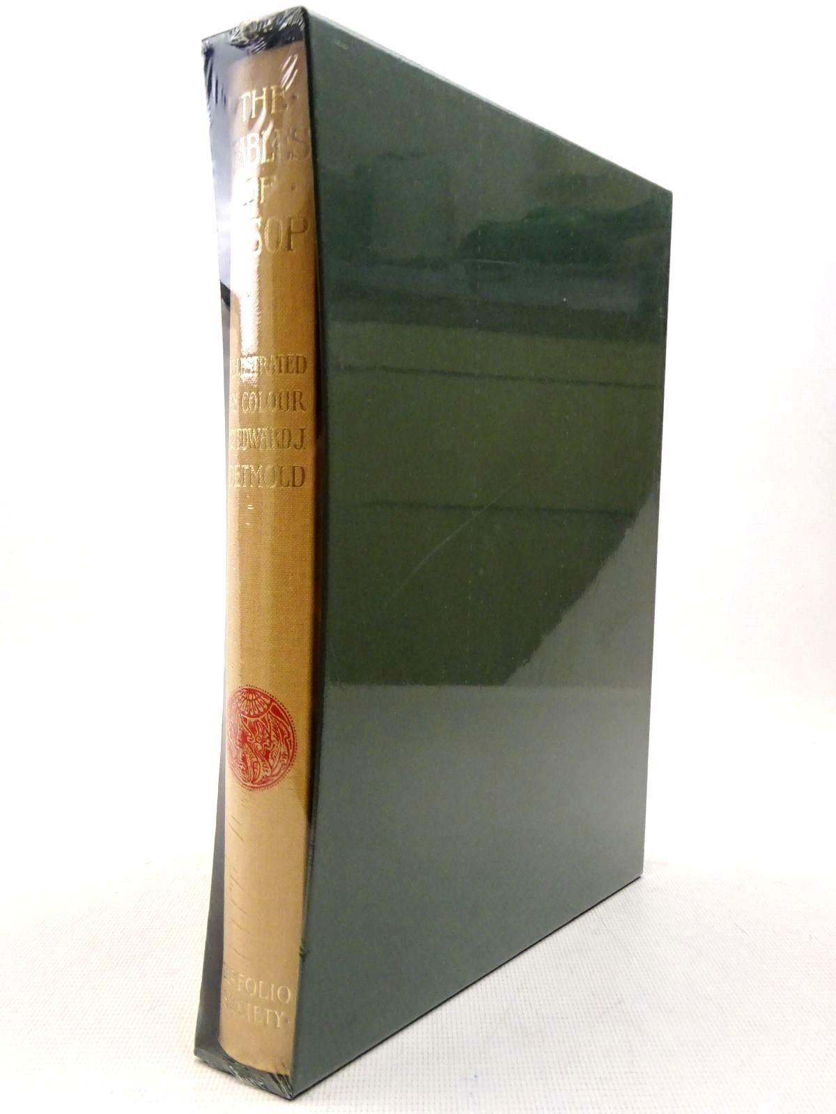 Photo of THE FABLES OF AESOP written by Aesop,  illustrated by Detmold, Edward J. published by Folio Society (STOCK CODE: 2129339)  for sale by Stella & Rose's Books