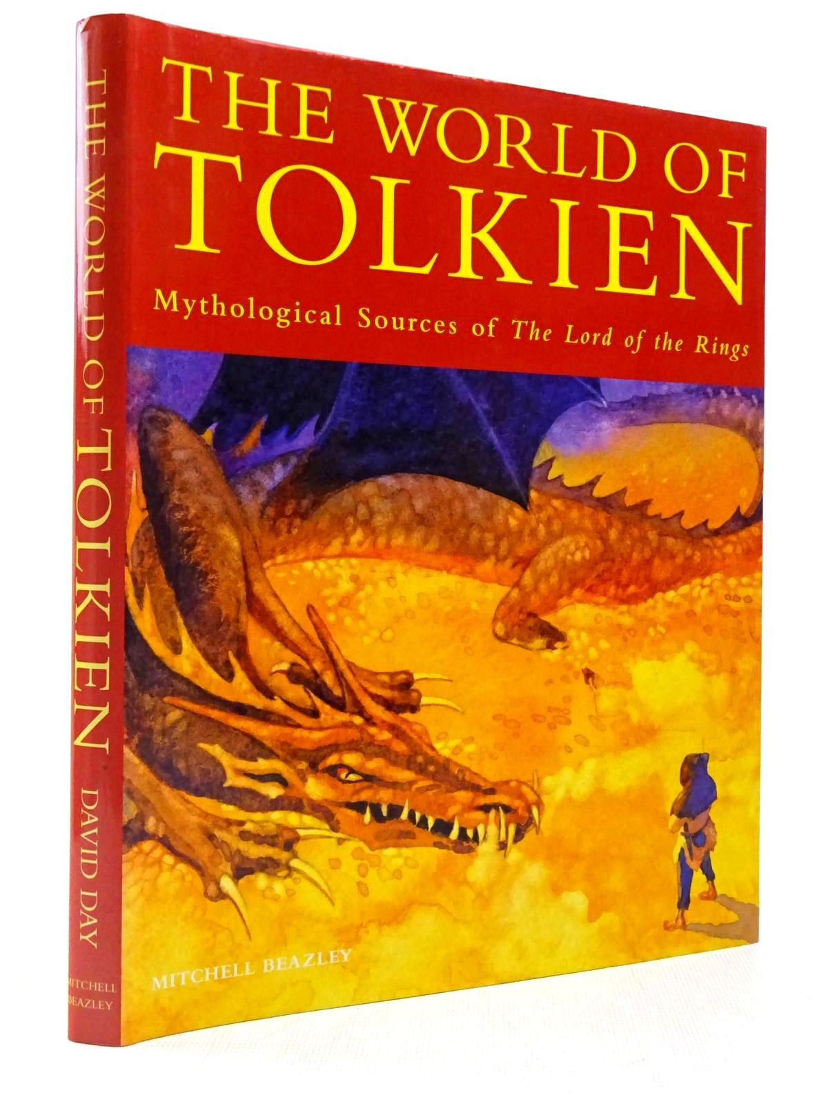 Photo of THE WORLD OF TOLKIEN written by Day, David published by Mitchell Beazley (STOCK CODE: 2129340)  for sale by Stella & Rose's Books