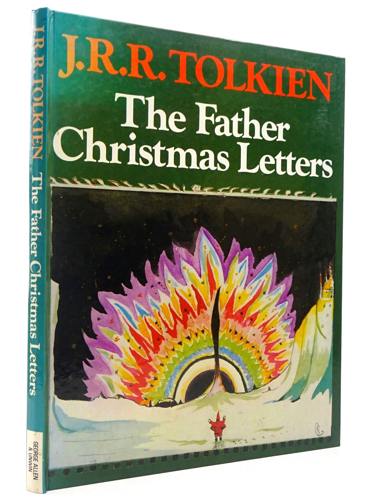 Photo of THE FATHER CHRISTMAS LETTERS written by Tolkien, J.R.R. illustrated by Tolkien, J.R.R. published by George Allen & Unwin Ltd. (STOCK CODE: 2129342)  for sale by Stella & Rose's Books