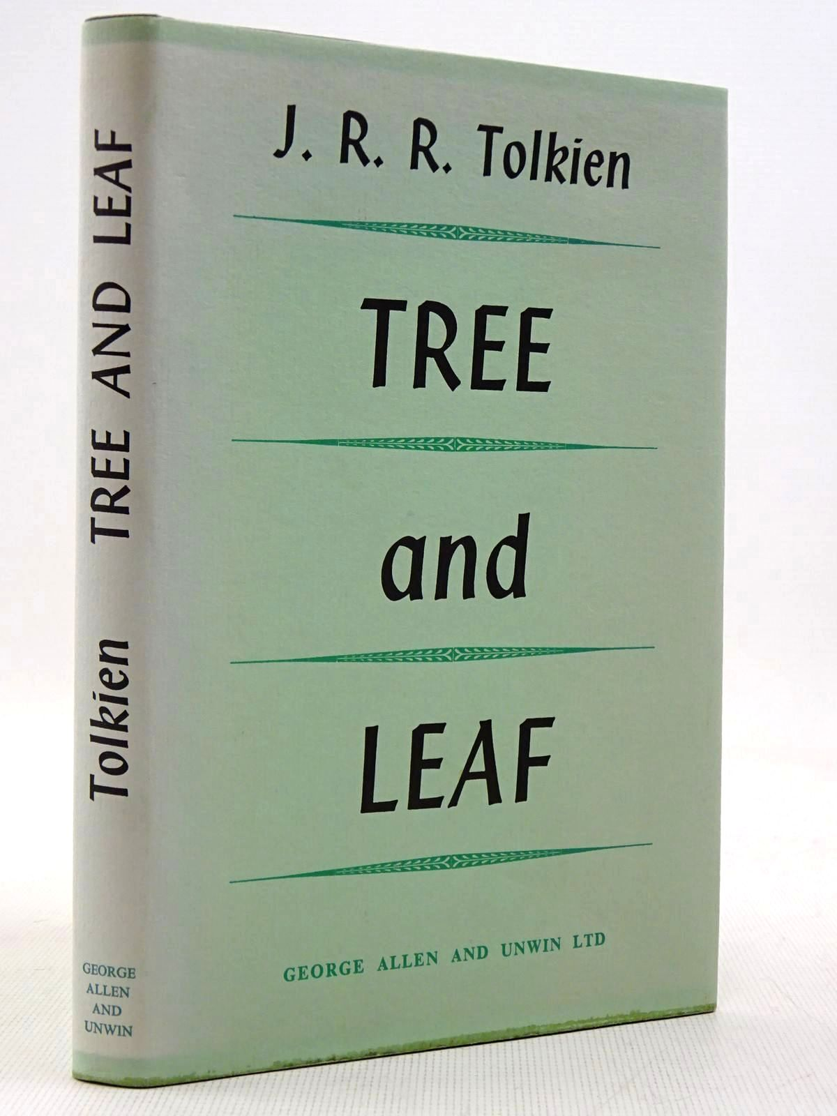 Photo of TREE AND LEAF written by Tolkien, J.R.R. published by George Allen & Unwin Ltd. (STOCK CODE: 2129346)  for sale by Stella & Rose's Books
