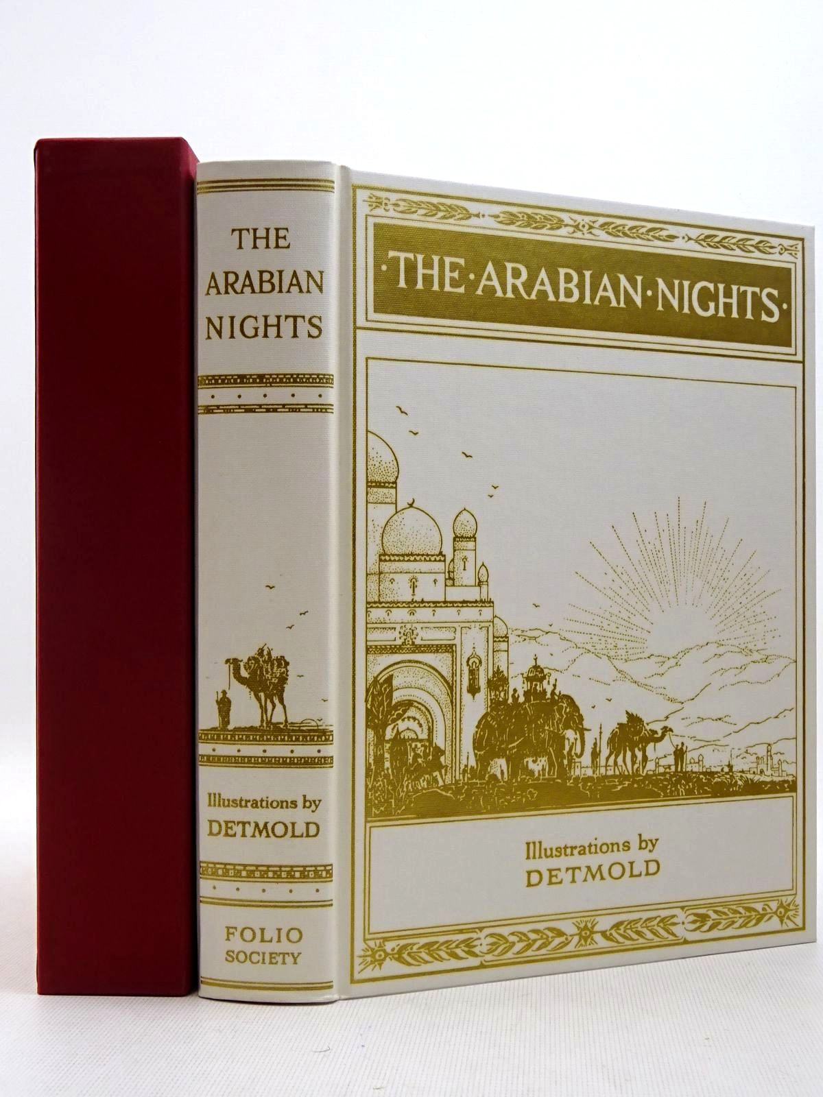 Photo of THE ARABIAN NIGHTS illustrated by Detmold, Edward J. published by Folio Society (STOCK CODE: 2129352)  for sale by Stella & Rose's Books