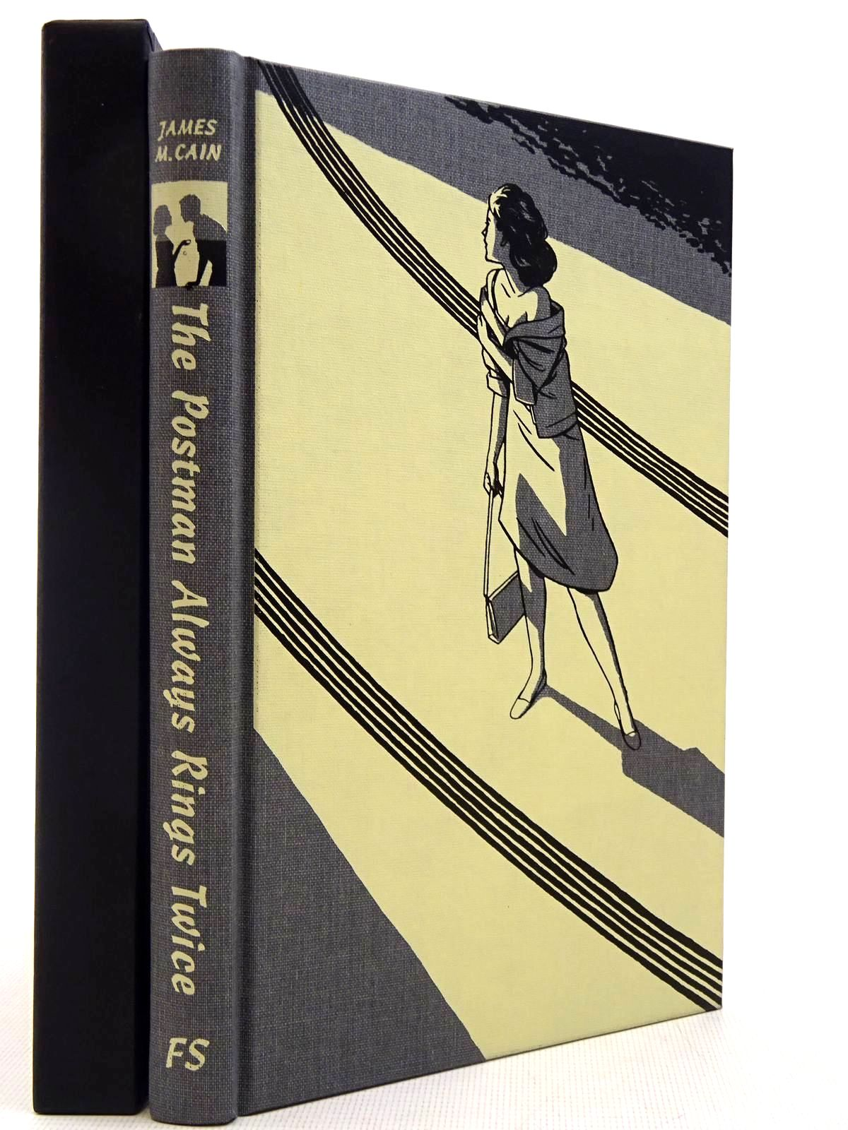 Photo of THE POSTMAN ALWAYS RINGS TWICE written by Cain, James M. illustrated by Leger, Patrick published by Folio Society (STOCK CODE: 2129366)  for sale by Stella & Rose's Books