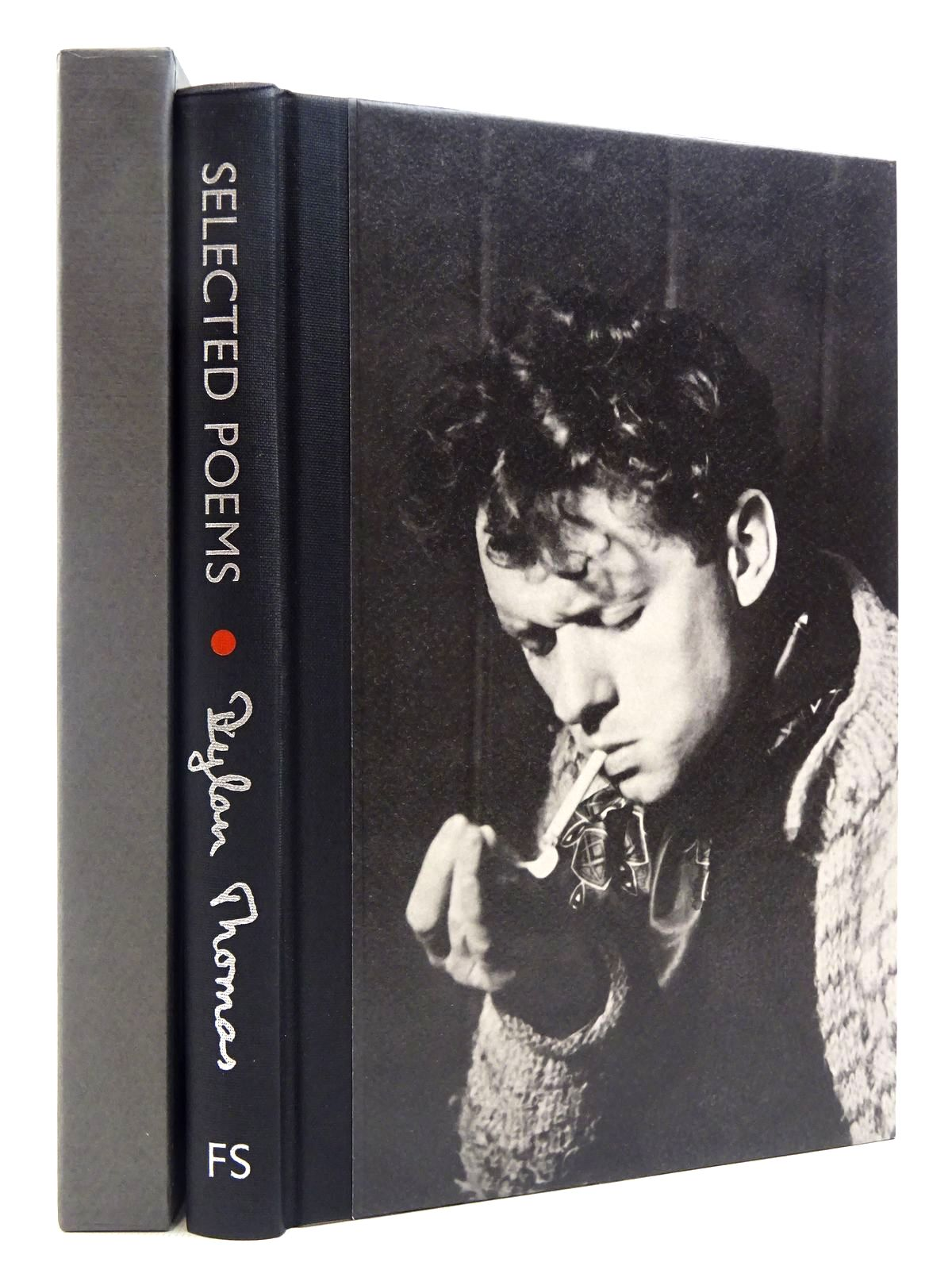 Photo of SELECTED POEMS written by Thomas, Dylan<br />Sheers, Owen published by Folio Society (STOCK CODE: 2129397)  for sale by Stella & Rose's Books