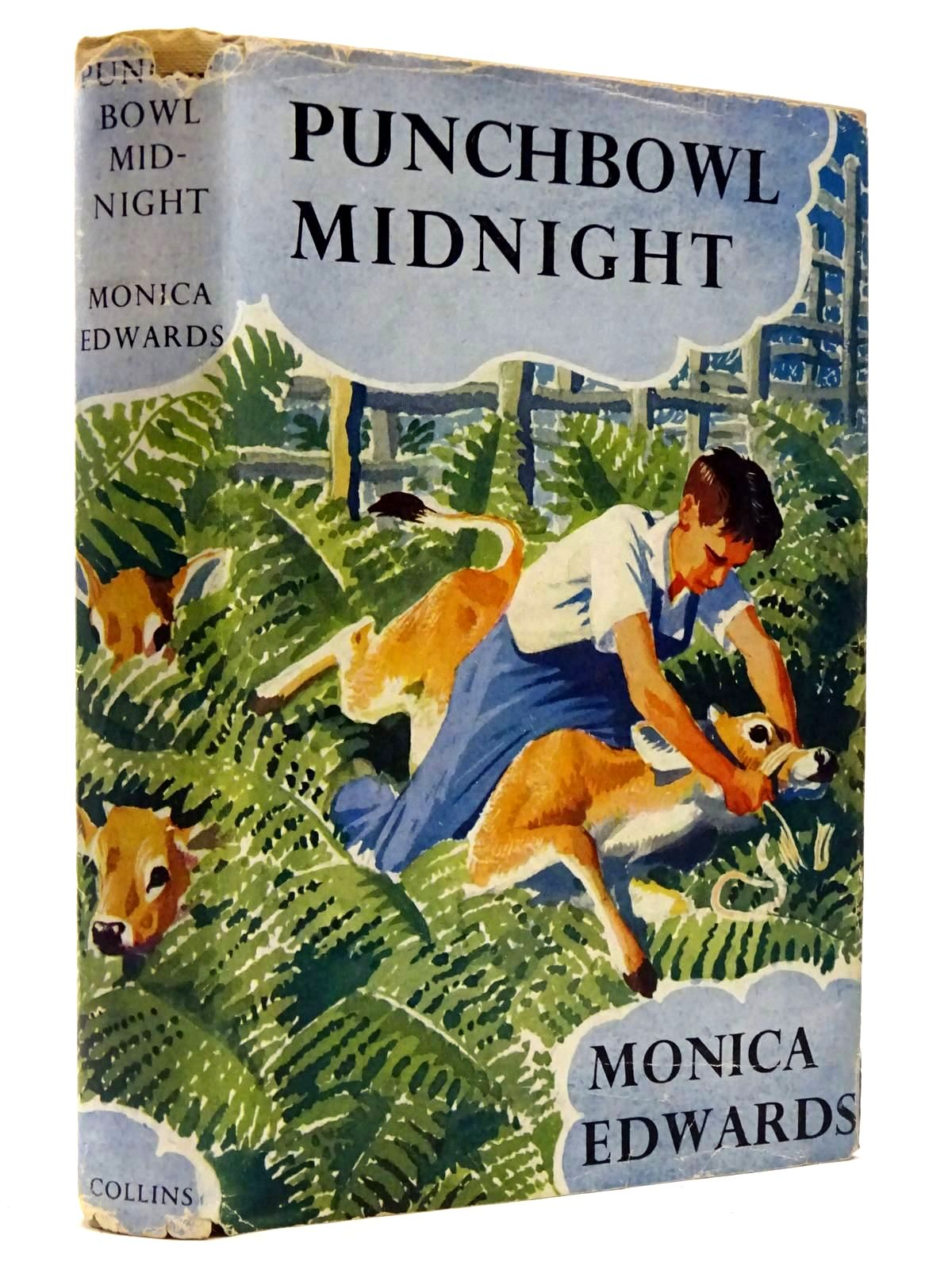 Photo of PUNCHBOWL MIDNIGHT written by Edwards, Monica illustrated by Tunnicliffe, C.F. published by Collins (STOCK CODE: 2129427)  for sale by Stella & Rose's Books