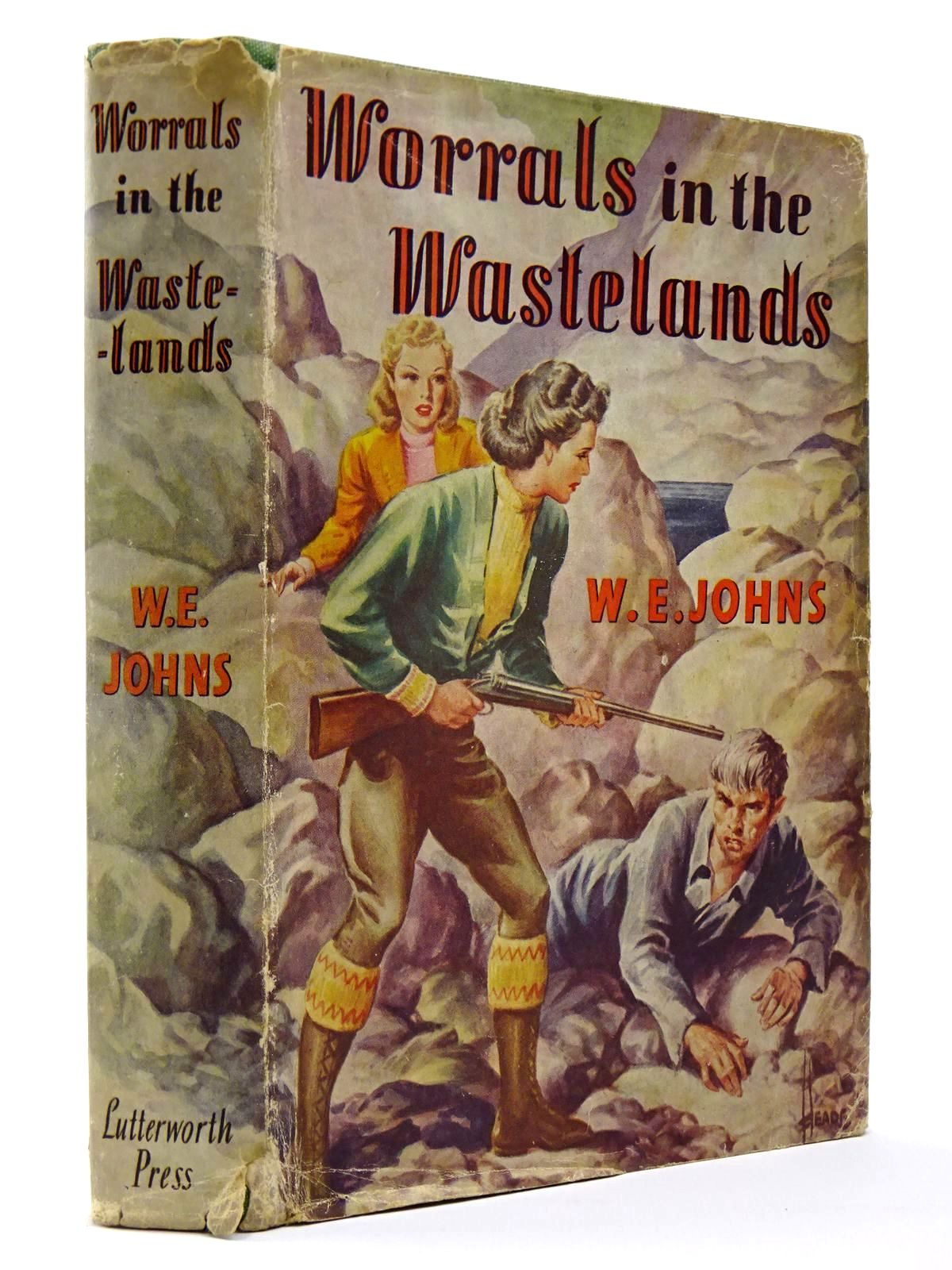 Photo of WORRALS IN THE WASTELANDS written by Johns, W.E. published by Lutterworth Press (STOCK CODE: 2129448)  for sale by Stella & Rose's Books