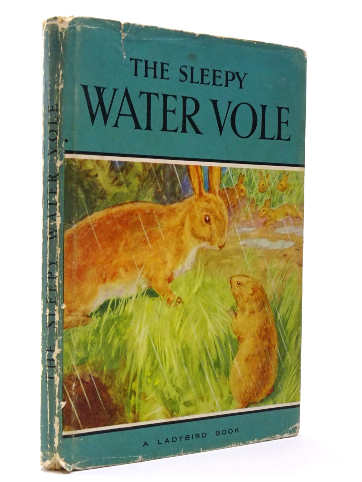 Photo of THE SLEEPY WATER VOLE written by Barr, Noel illustrated by Hickling, P.B. published by Wills & Hepworth Ltd. (STOCK CODE: 2129464)  for sale by Stella & Rose's Books