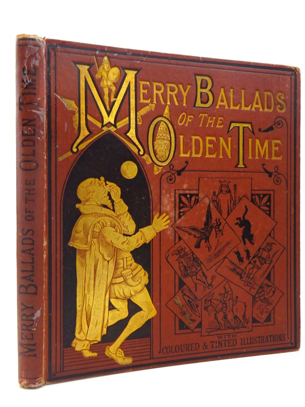Photo of THE MERRY BALLADS OF THE OLDEN TIME published by F. Warne & Co. (STOCK CODE: 2129494)  for sale by Stella & Rose's Books