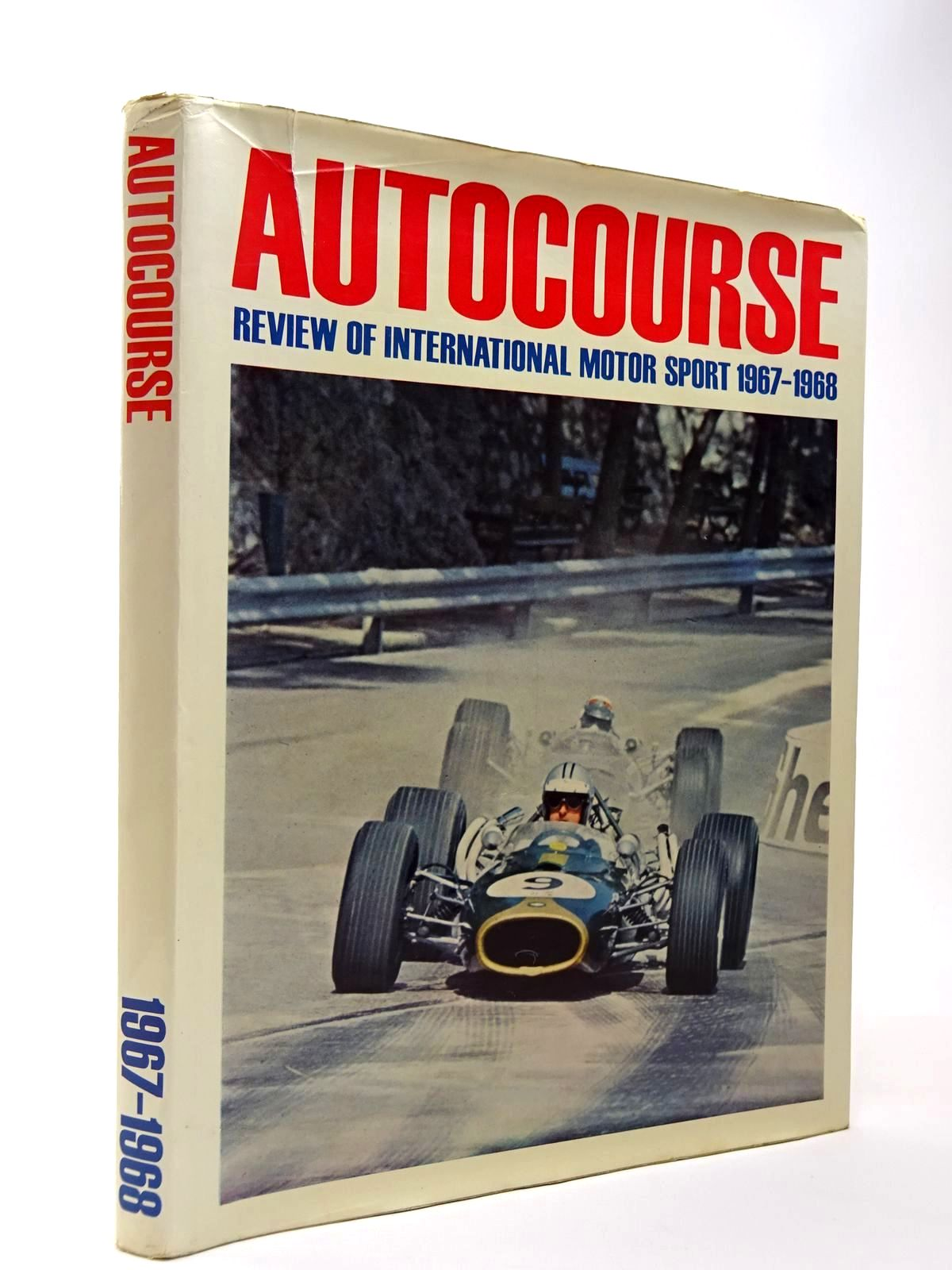 Photo of AUTOCOURSE 1967-68 written by Phipps, David published by The Haymarket Press (STOCK CODE: 2129496)  for sale by Stella & Rose's Books
