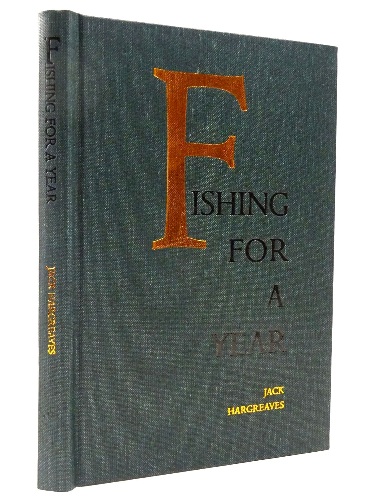 Photo of FISHING FOR A YEAR written by Hargreaves, Jack illustrated by Venables, Bernard published by The Medlar Press (STOCK CODE: 2129512)  for sale by Stella & Rose's Books