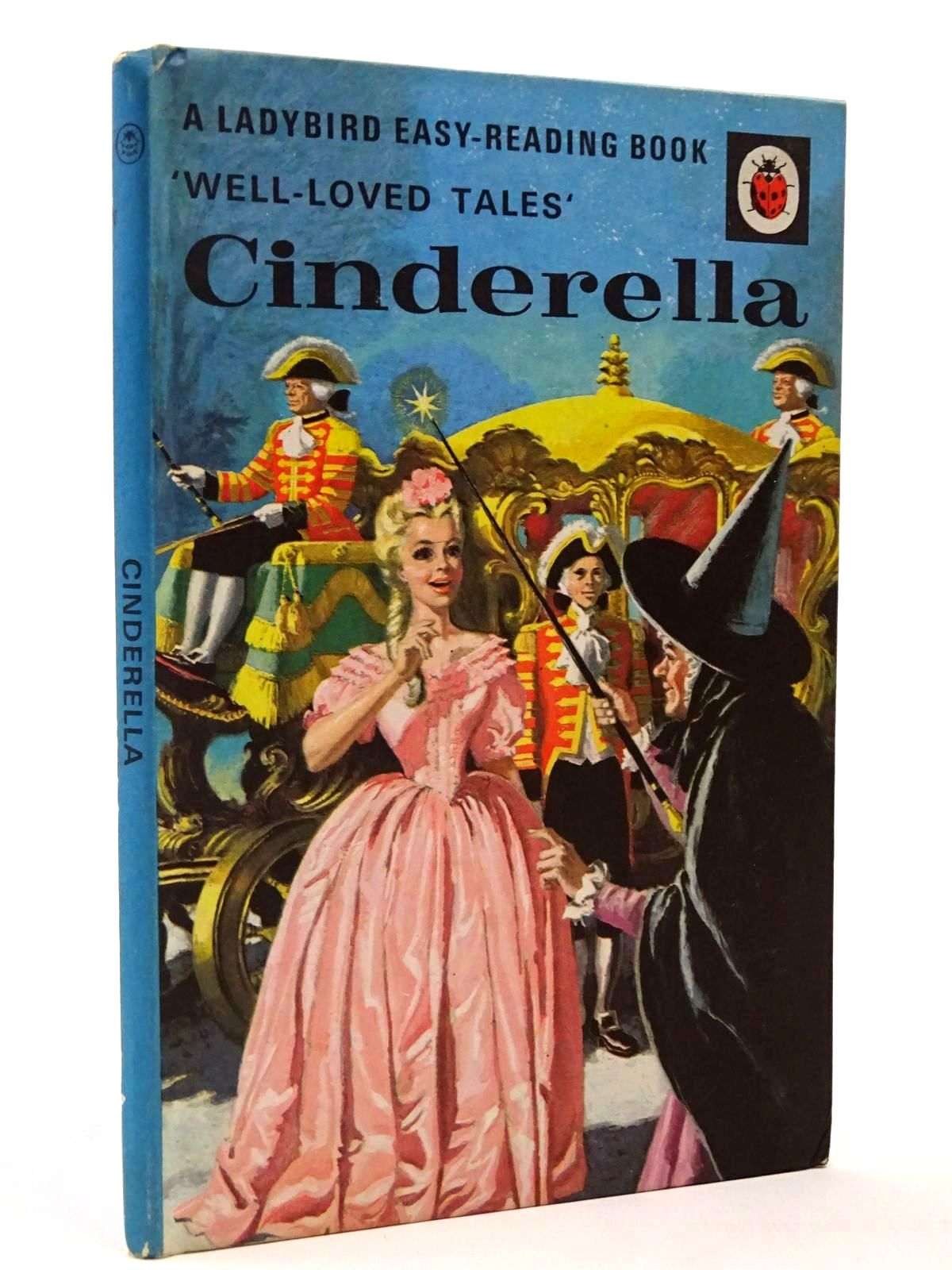 Photo of CINDERELLA written by Southgate, Vera illustrated by Winter, Eric published by Wills & Hepworth Ltd. (STOCK CODE: 2129523)  for sale by Stella & Rose's Books