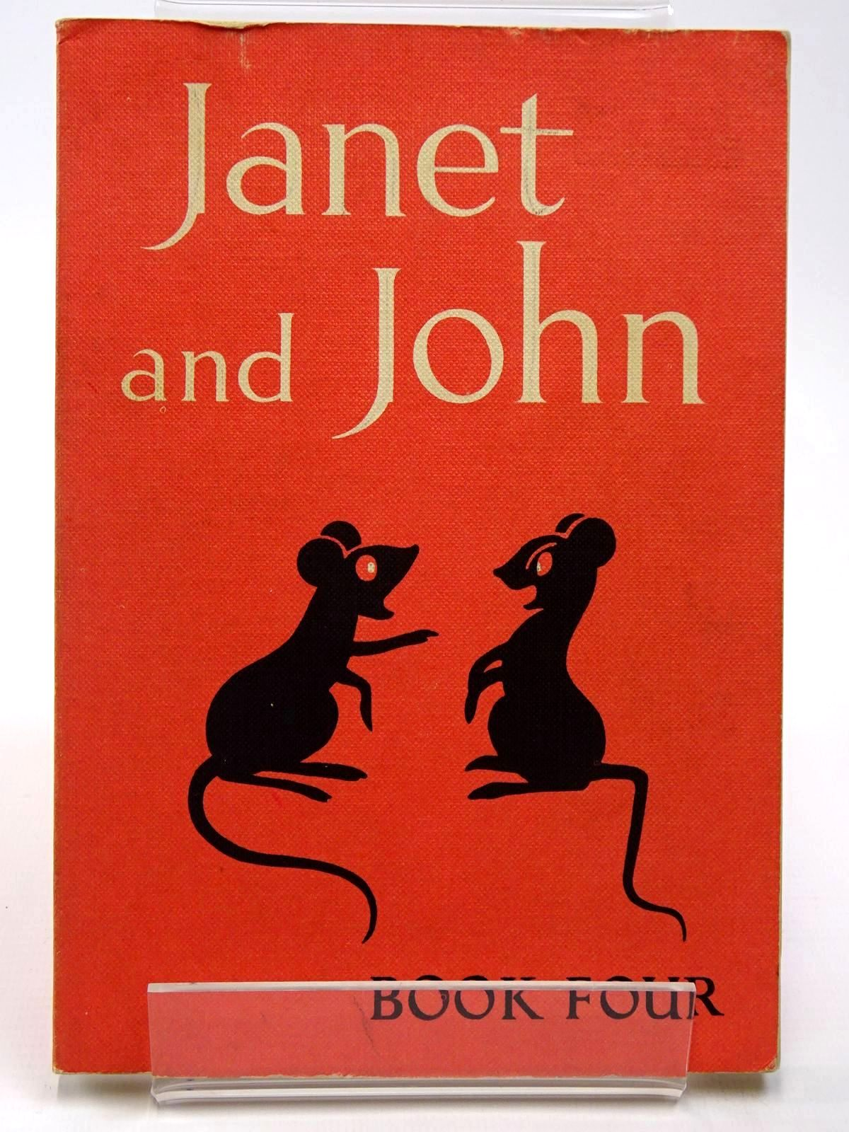 Photo of JANET AND JOHN BOOK FOUR written by O'Donnell, Mabel<br />Munro, Rona illustrated by Hoopes, Florence<br />Hoopes, Margaret<br />Sanders, Christopher published by James Nisbet & Co. Ltd. (STOCK CODE: 2129526)  for sale by Stella & Rose's Books