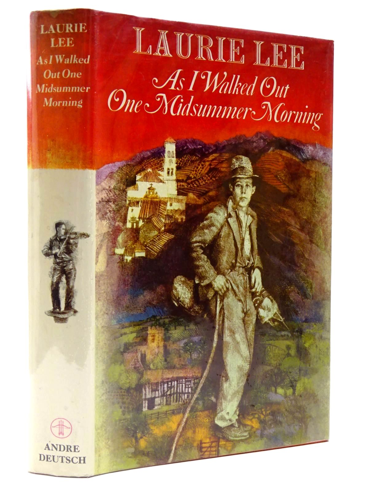 Photo of AS I WALKED OUT ONE MIDSUMMER MORNING written by Lee, Laurie illustrated by Rosoman, Leonard published by Andre Deutsch (STOCK CODE: 2129527)  for sale by Stella & Rose's Books
