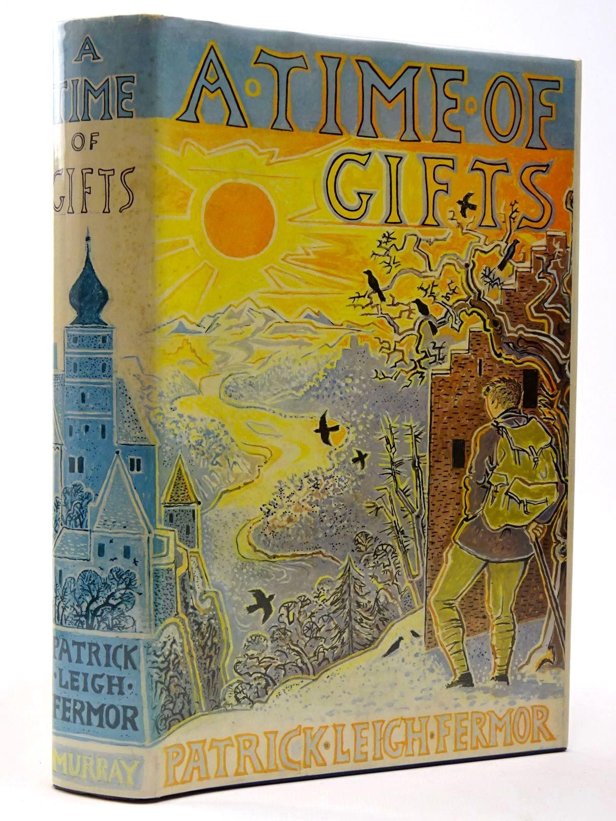 Photo of A TIME OF GIFTS written by Fermor, Patrick Leigh published by John Murray (STOCK CODE: 2129528)  for sale by Stella & Rose's Books