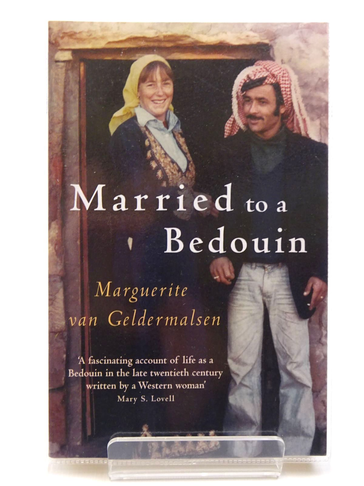 Photo of MARRIED TO A BEDOUIN written by Van Geldermalsen, Marguerite published by Virago Press (STOCK CODE: 2129561)  for sale by Stella & Rose's Books