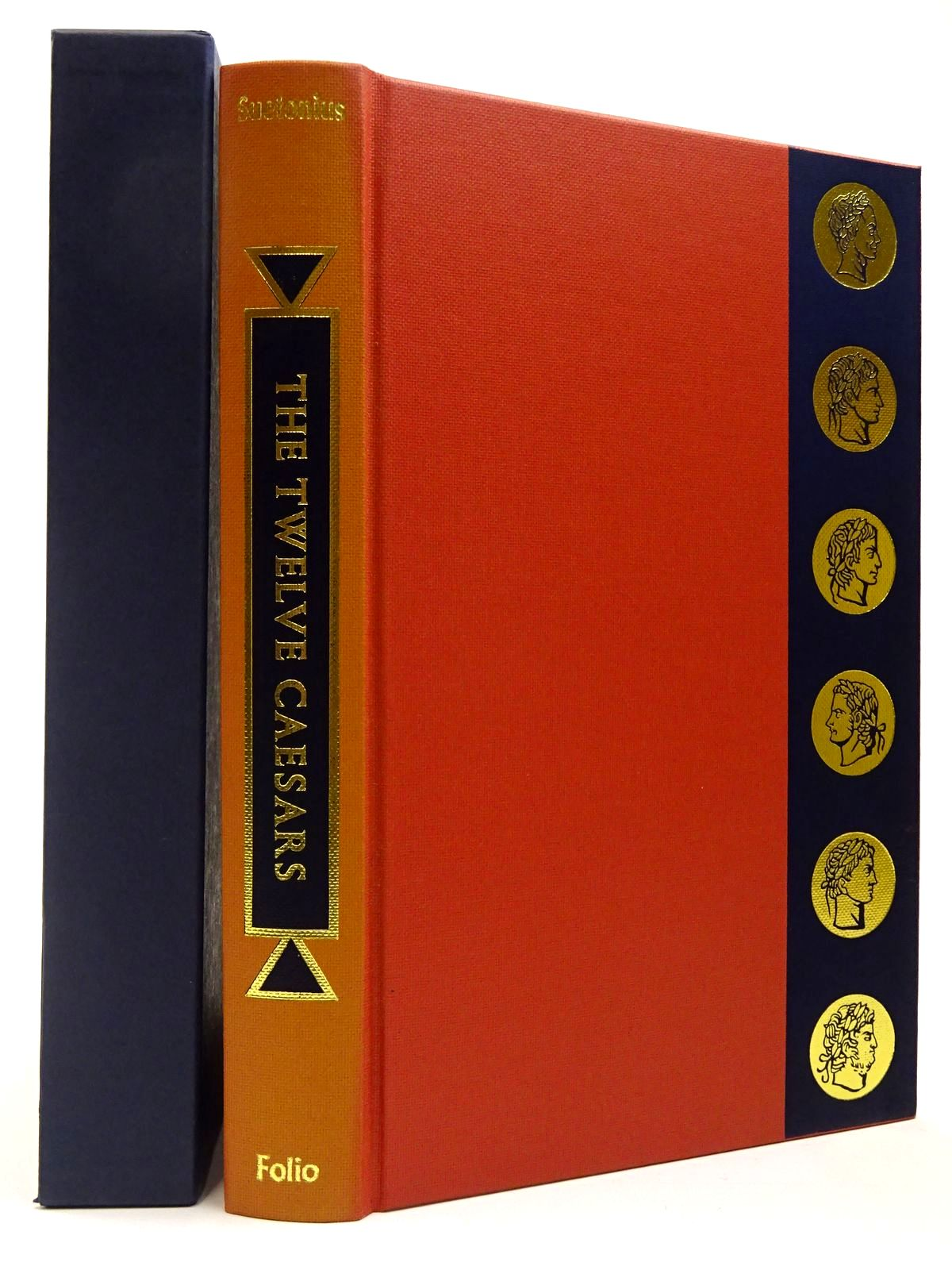 Photo of THE TWELVE CAESARS written by Tranquillus, Gaius Suetonius<br />Graves, Robert illustrated by Hawthorn, Raymond published by Folio Society (STOCK CODE: 2129582)  for sale by Stella & Rose's Books