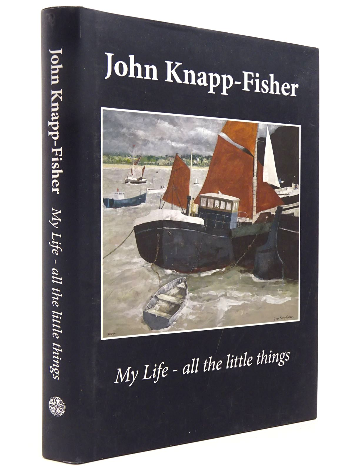 Photo of JOHN KNAPP-FISHER MY LIFE - ALL THE LITTLE THINGS written by Knapp-Fisher, John illustrated by Knapp-Fisher, John published by The Senecio Press (STOCK CODE: 2129591)  for sale by Stella & Rose's Books