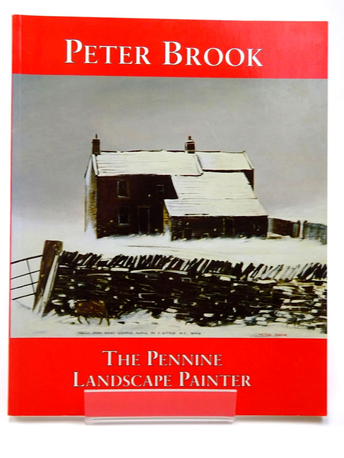 Photo of PETER BROOK THE PENNINE LANDSCAPE PAINTER written by Archer, Stuart M.<br />Booth, Martin<br />Morton, Jake illustrated by Brook, Peter published by Ryburn Publishing (STOCK CODE: 2129594)  for sale by Stella & Rose's Books