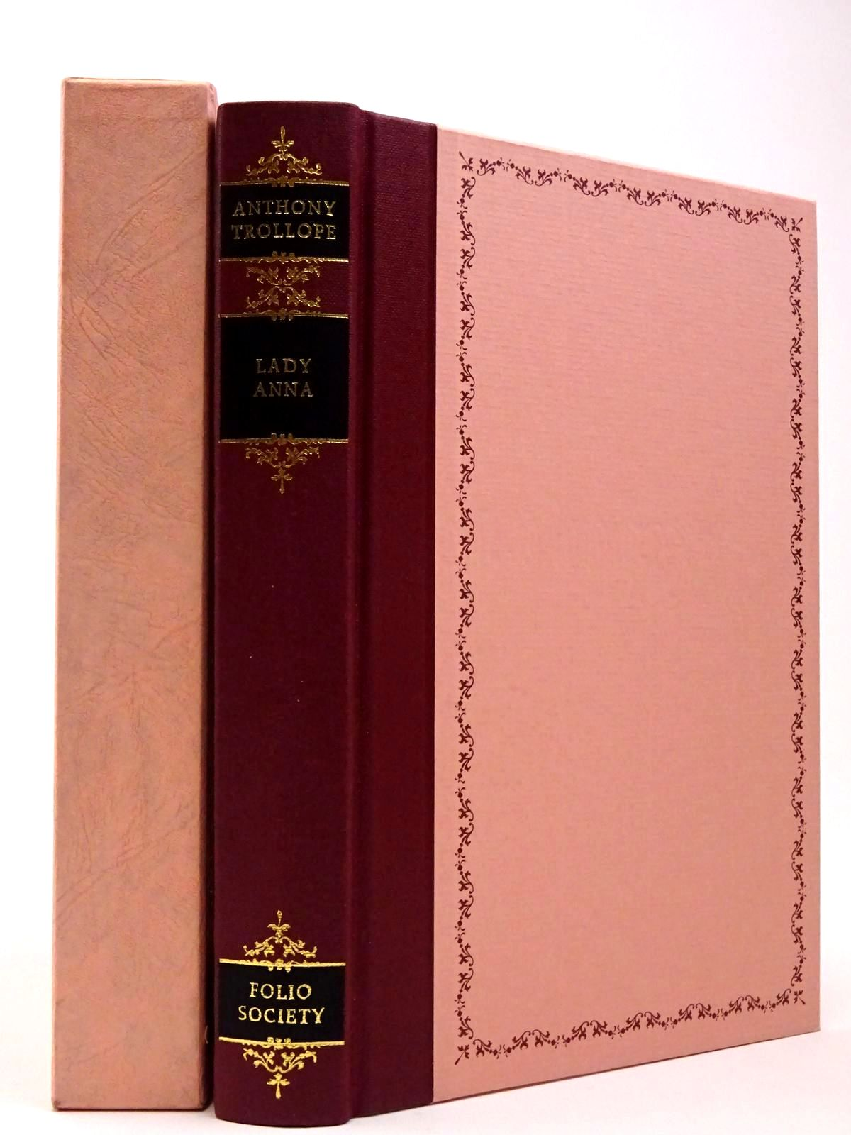 Photo of LADY ANNA written by Trollope, Anthony illustrated by Wilkinson, Barry published by Folio Society (STOCK CODE: 2129621)  for sale by Stella & Rose's Books