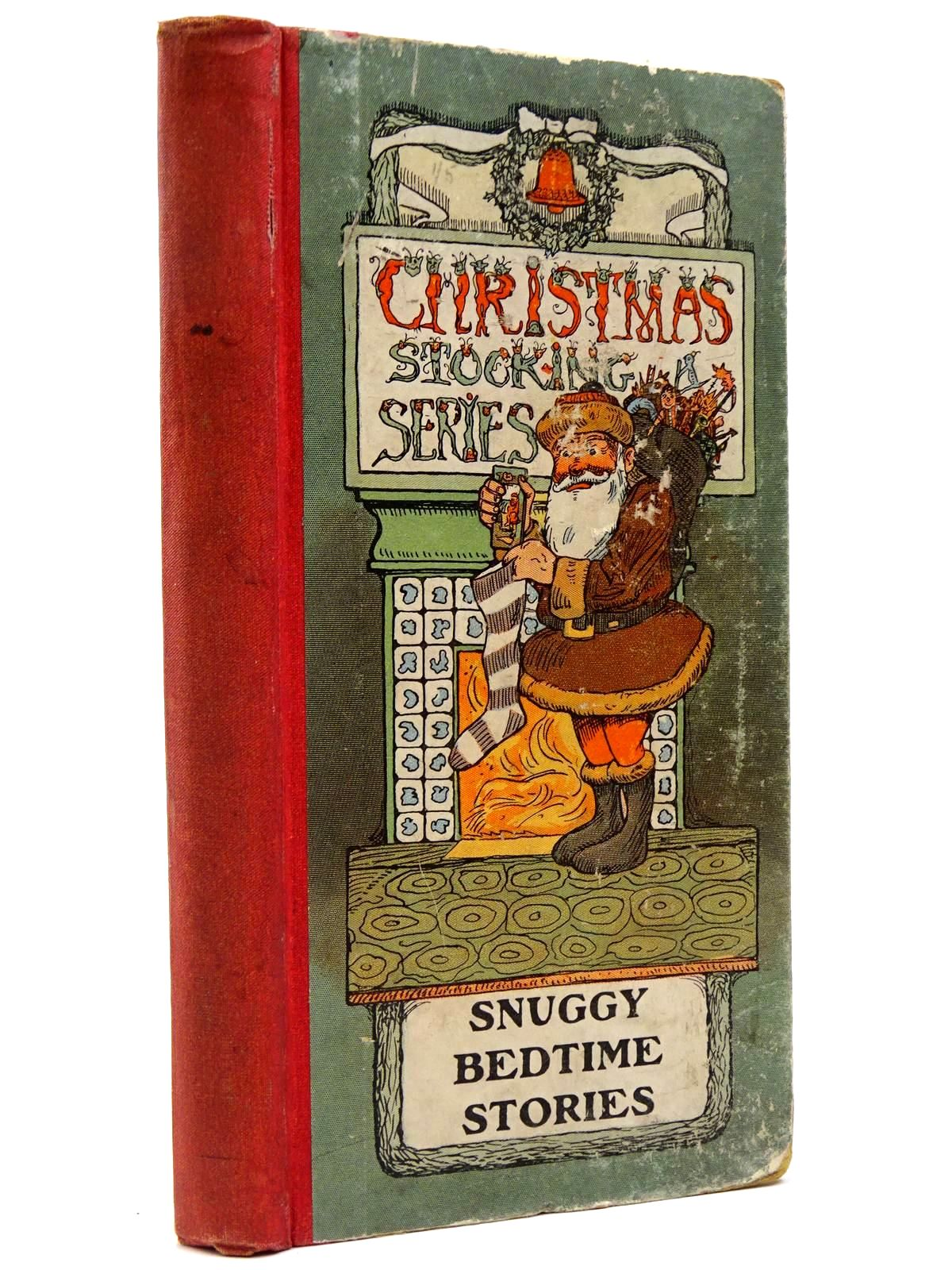 Photo of SNUGGY BEDTIME STORIES written by Jewett, John Howard illustrated by Upjohn, Anna Milo<br />et al.,  published by W. & R. Chambers Limited (STOCK CODE: 2129631)  for sale by Stella & Rose's Books