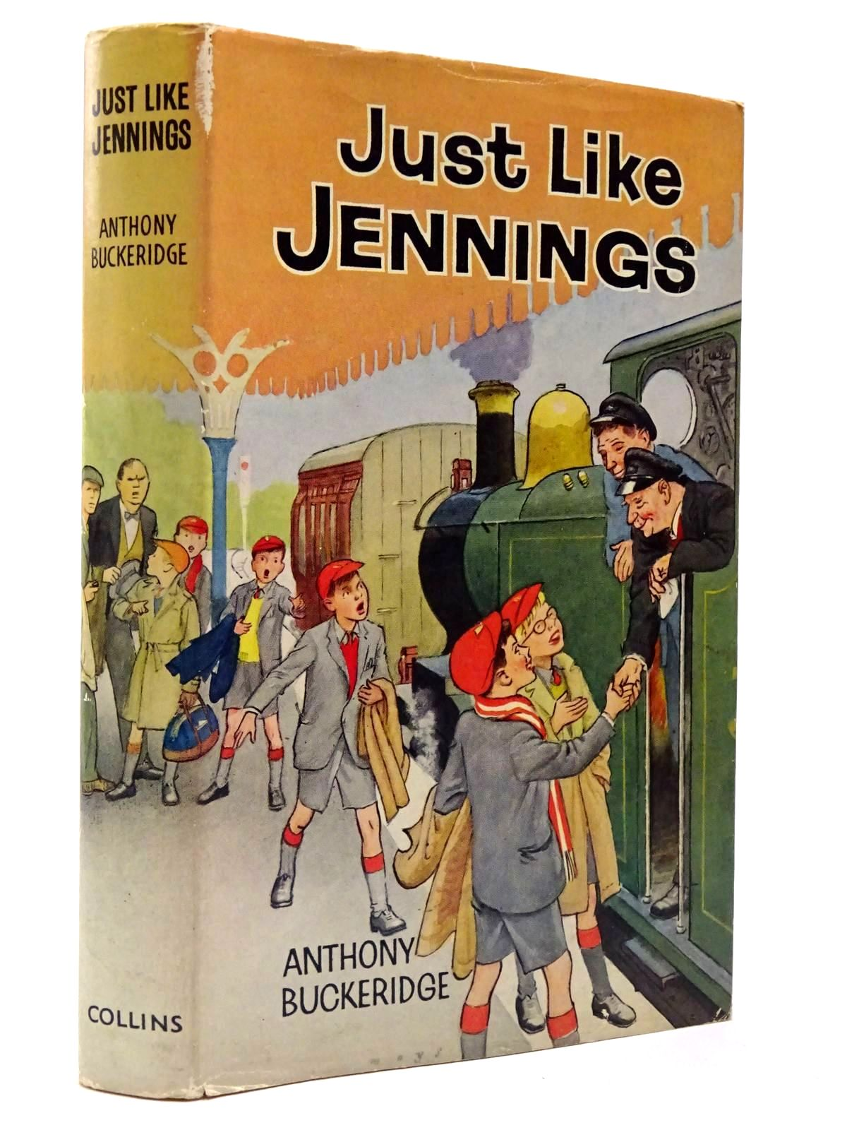 Photo of JUST LIKE JENNINGS written by Buckeridge, Anthony published by Collins (STOCK CODE: 2129642)  for sale by Stella & Rose's Books