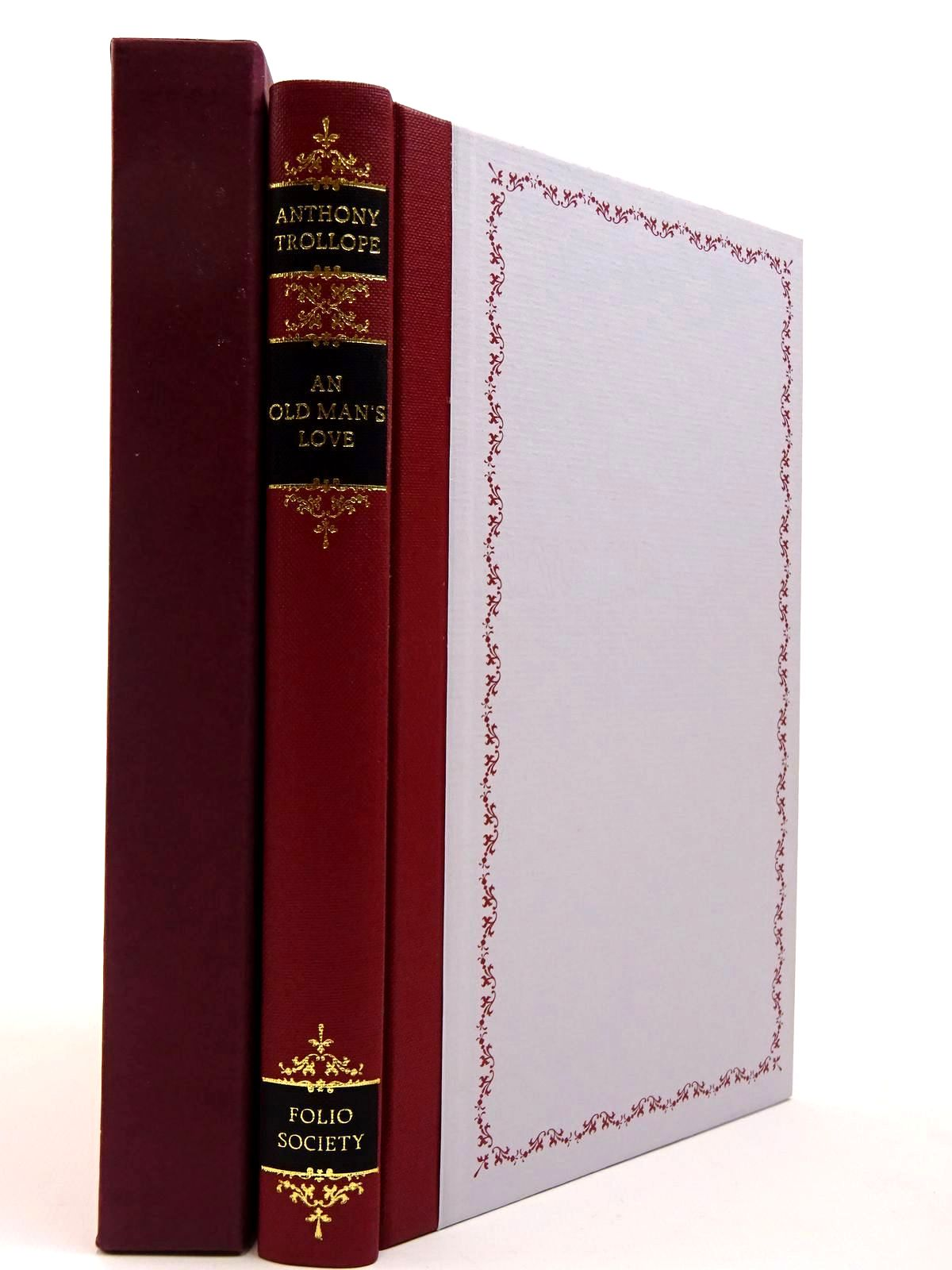 Photo of AN OLD MAN'S LOVE written by Trollope, Anthony illustrated by Waters, Rod published by Folio Society (STOCK CODE: 2129722)  for sale by Stella & Rose's Books