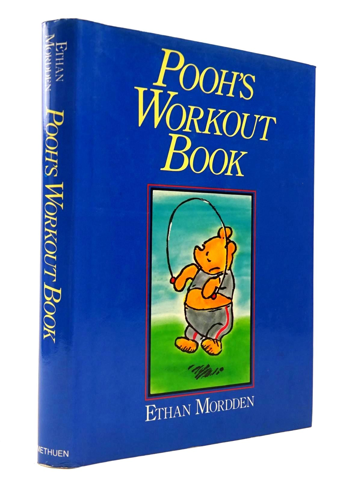 Photo of POOH'S WORKOUT BOOK written by Mordden, Ethan illustrated by Shepard, E.H. published by Methuen Children's Books Ltd. (STOCK CODE: 2129731)  for sale by Stella & Rose's Books
