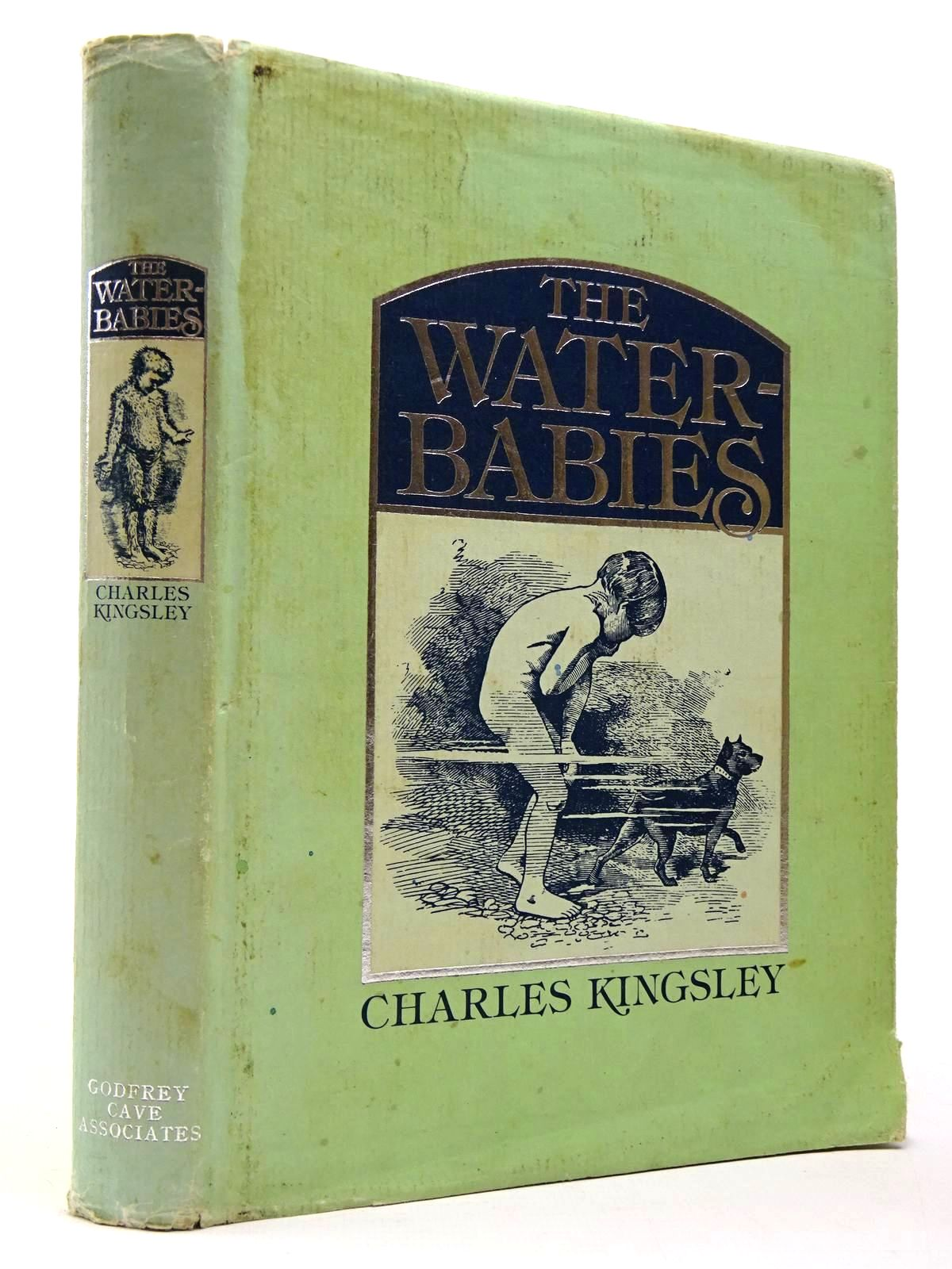Photo of THE WATER BABIES written by Kingsley, Charles illustrated by Sambourne, Linley published by Godfrey Cave Associates (STOCK CODE: 2129737)  for sale by Stella & Rose's Books