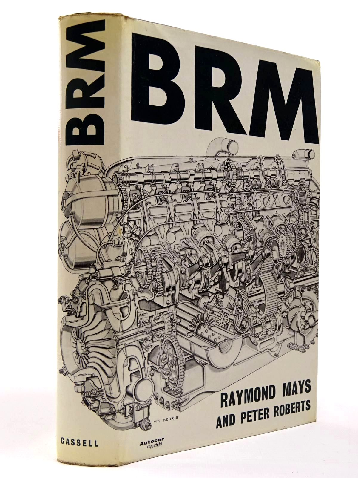 Photo of B.R.M. written by Mays, Raymond<br />Roberts, Peter published by Cassell (STOCK CODE: 2129741)  for sale by Stella & Rose's Books