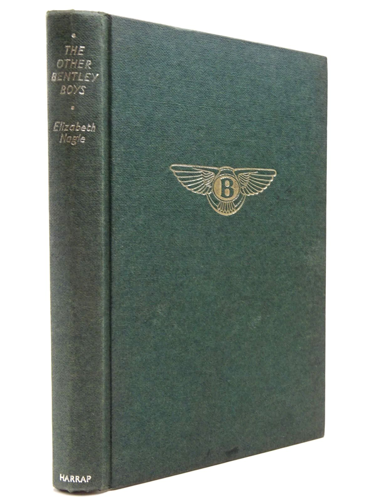 Photo of THE OTHER BENTLEY BOYS written by Nagle, Elizabeth published by George G. Harrap & Co. Ltd. (STOCK CODE: 2129744)  for sale by Stella & Rose's Books