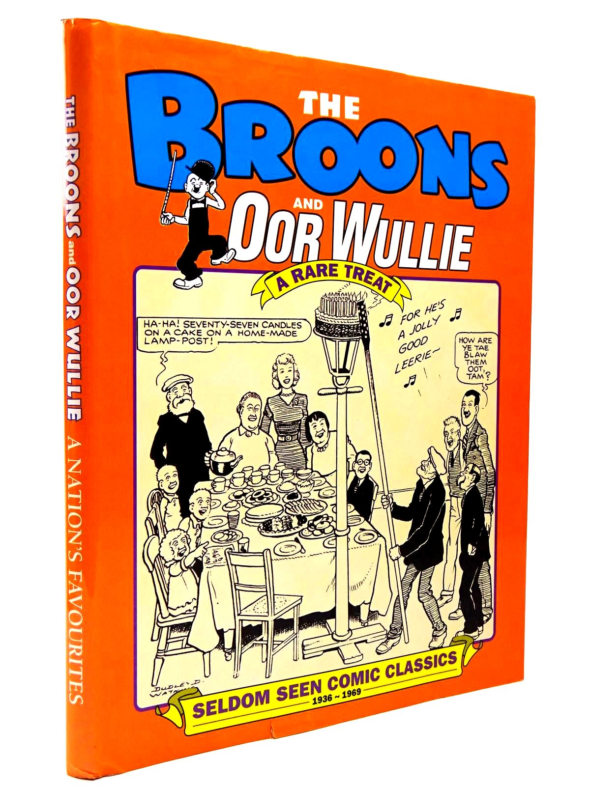 Photo of THE BROONS AND OOR WULLIE A RARE TREAT published by D.C. Thomson & Co Ltd. (STOCK CODE: 2129788)  for sale by Stella & Rose's Books