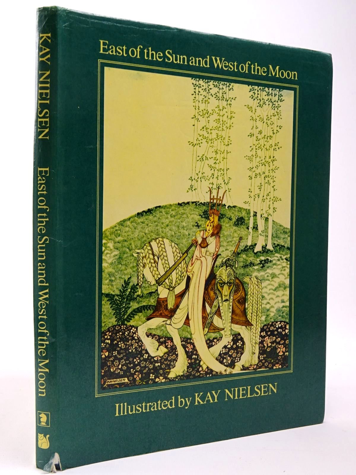 Photo of EAST OF THE SUN AND WEST OF THE MOON OLD TALES FROM THE NORTH illustrated by Nielsen, Kay published by Hodder & Stoughton, Gallery Five Ltd. (STOCK CODE: 2129791)  for sale by Stella & Rose's Books