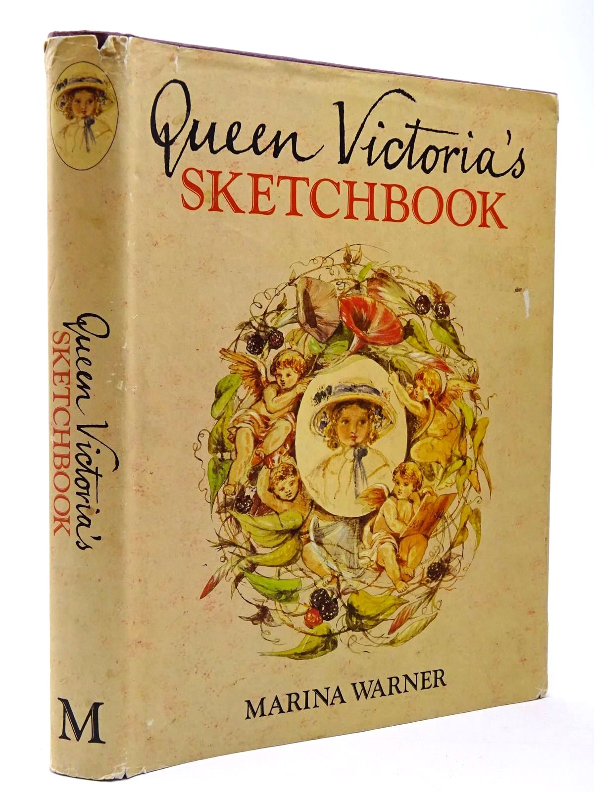 Photo of QUEEN VICTORIA'S SKETCHBOOK written by Warner, Marina illustrated by Queen Victoria,  published by MacMillan (STOCK CODE: 2129798)  for sale by Stella & Rose's Books
